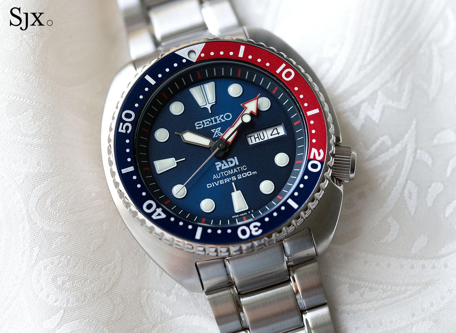 Seiko PADI Diver SRPA21-K1 2