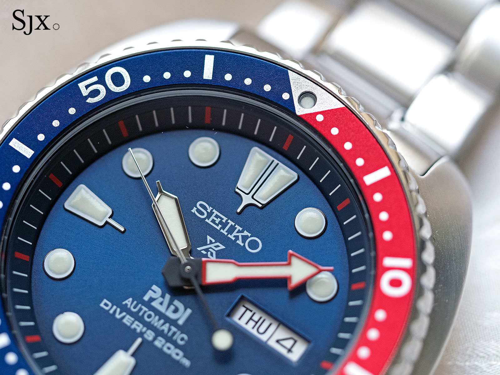 Hands On With The Seiko Padi Diver Automatic Ref Srpa21 K1 Sjx