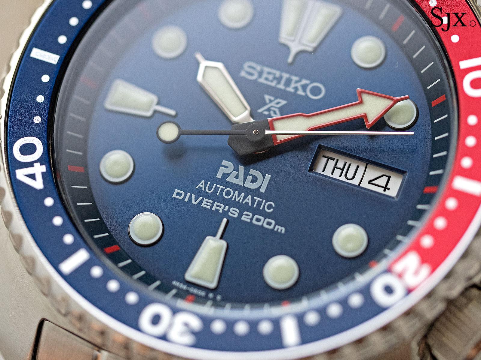 Seiko PADI Diver SRPA21-K1 4