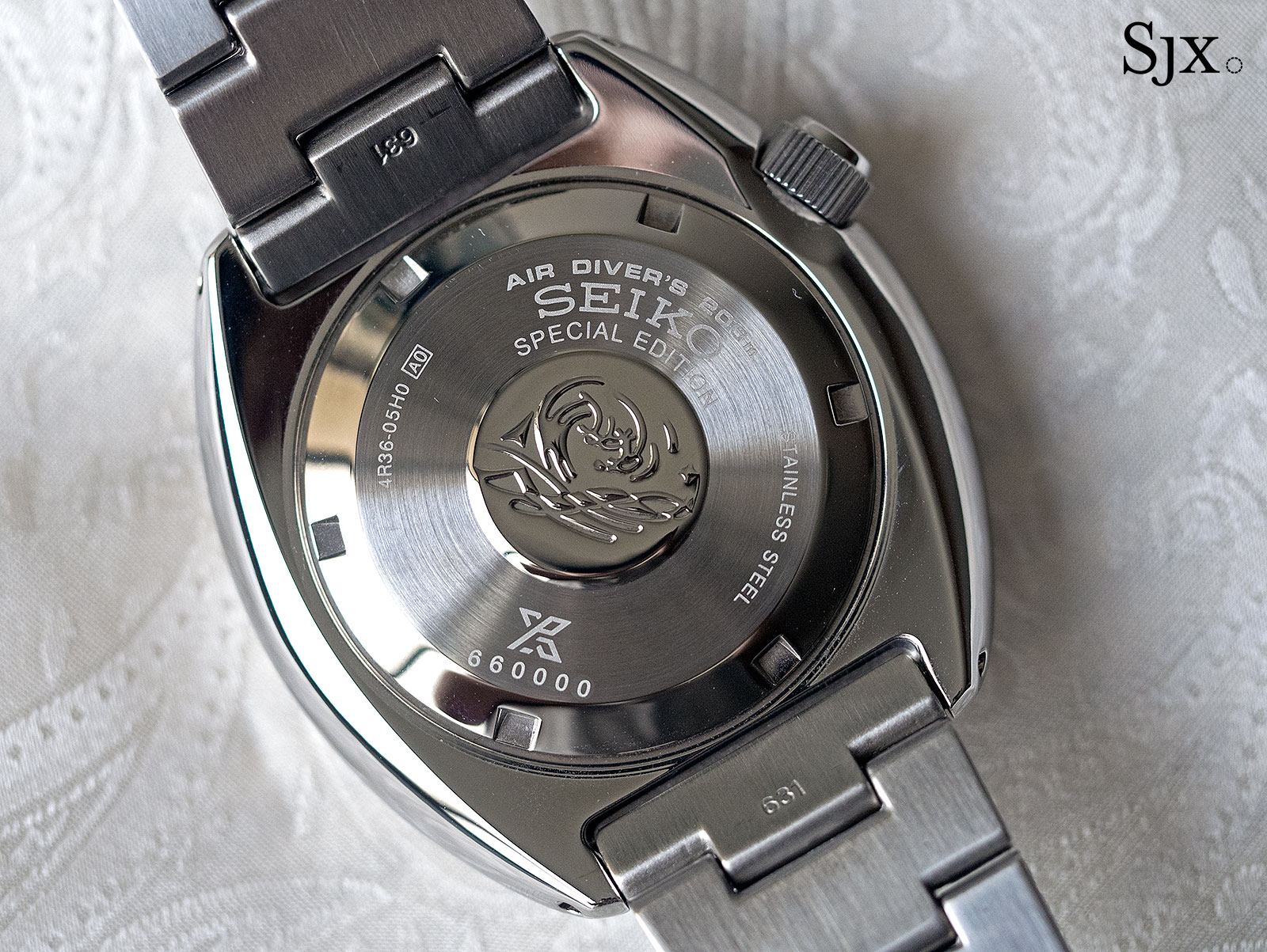 Seiko PADI Diver SRPA21-K1 9