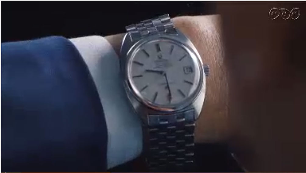 Japanese PM Shinzo Abe Wearing Vintage Omega Constellation ...