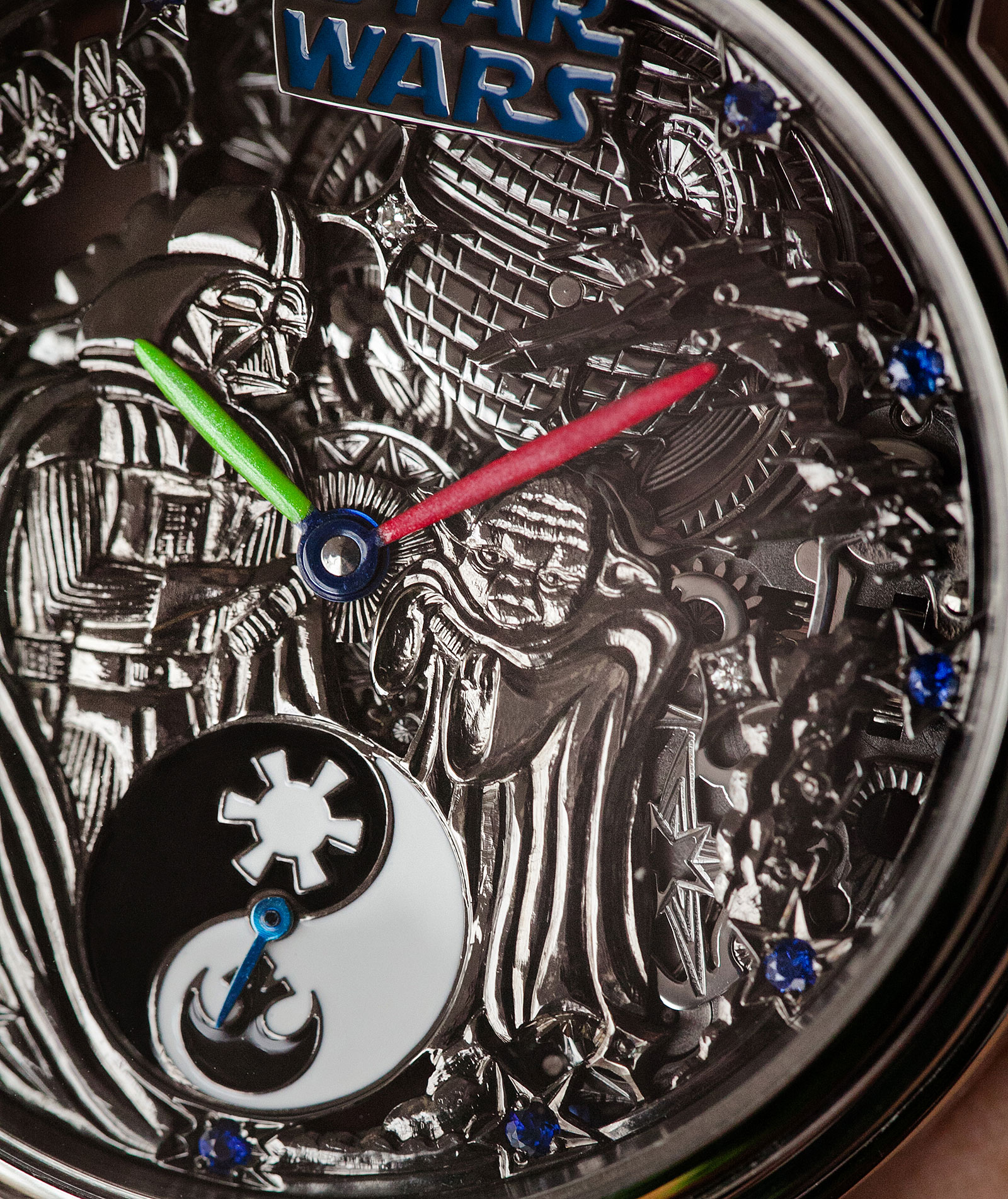 Stefan Vinogradov Star Wars watch 1