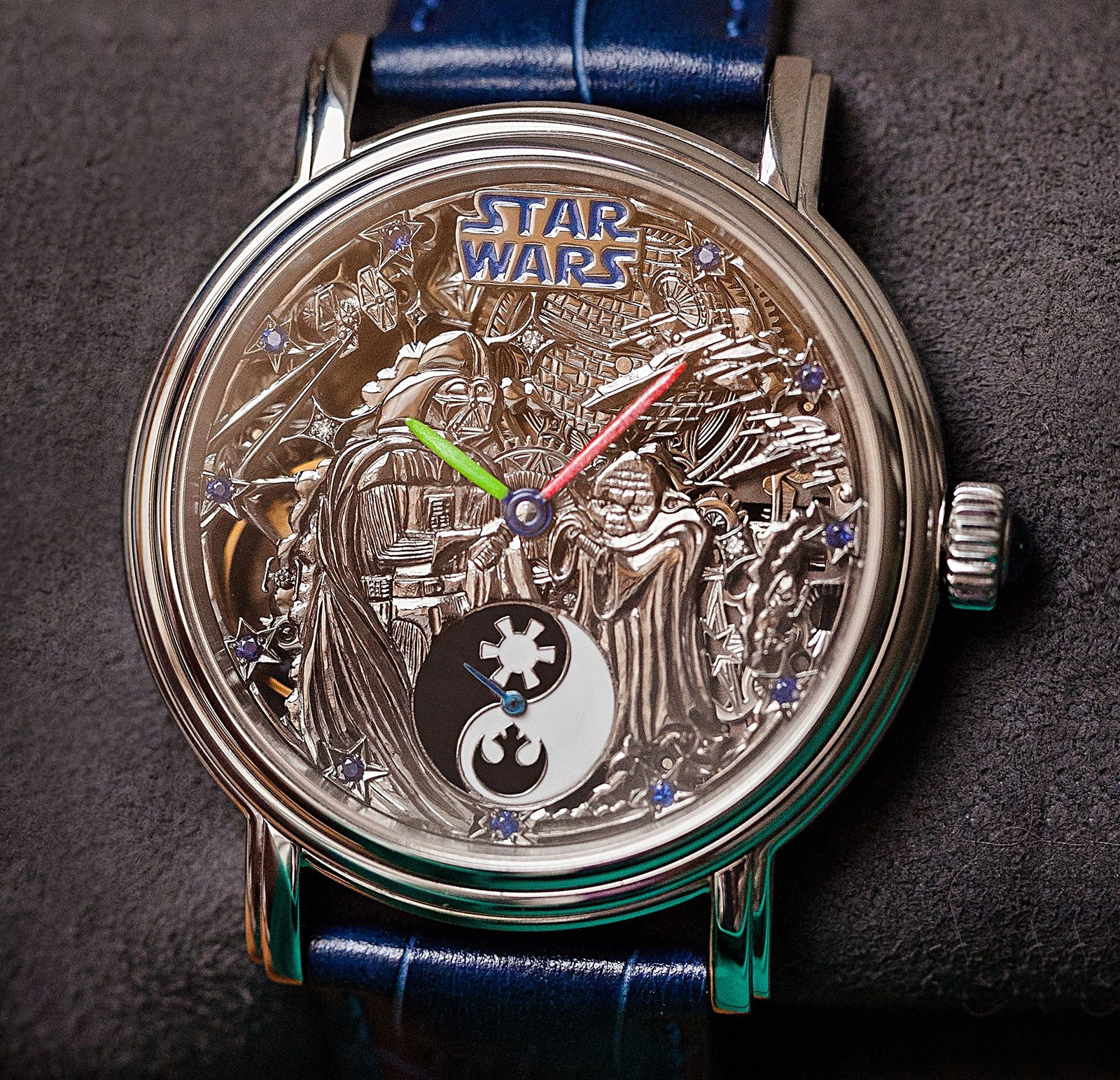 Stefan Vinogradov Star Wars watch