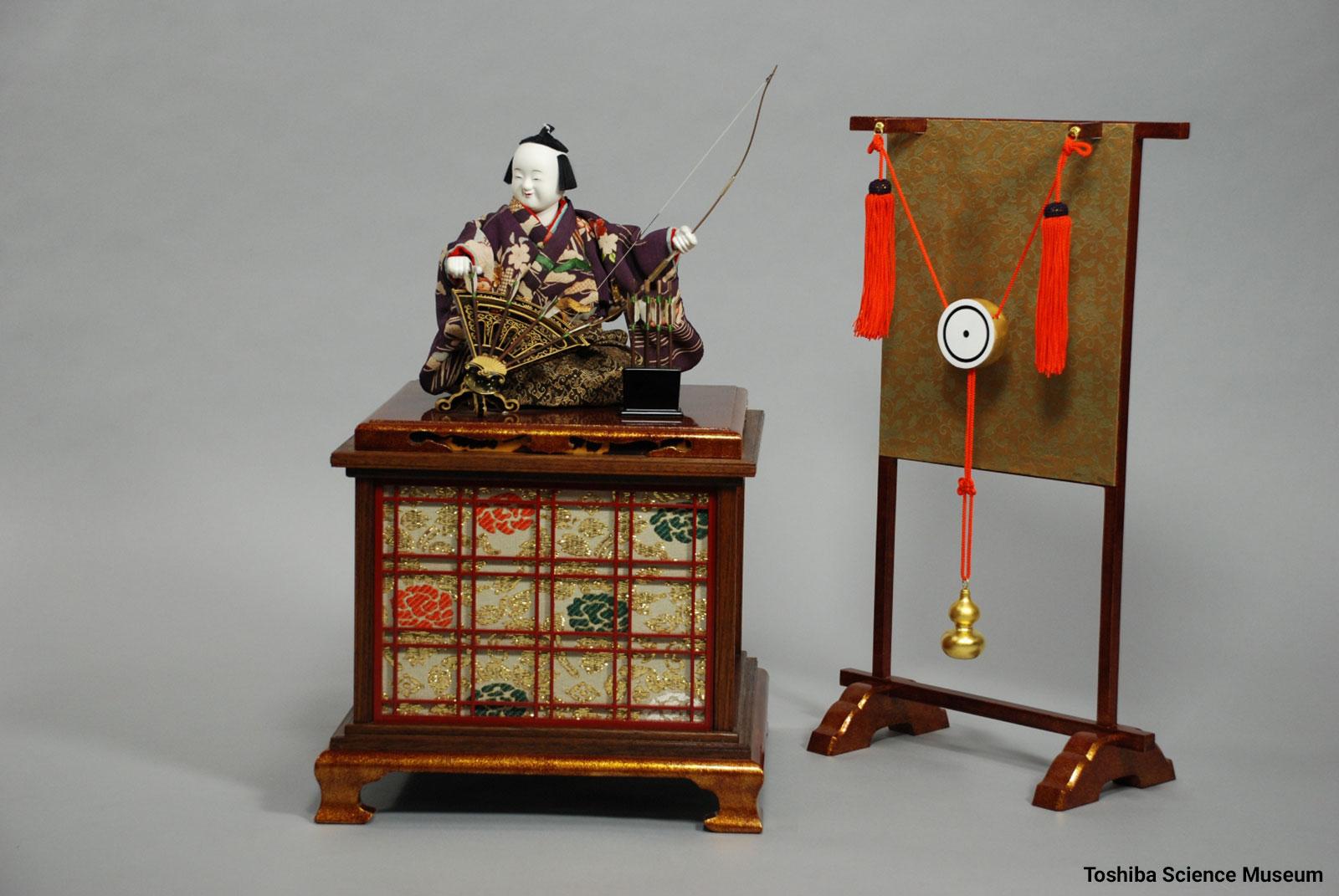 Tanaka Hisashige Yumihiki-dozhi karakuri