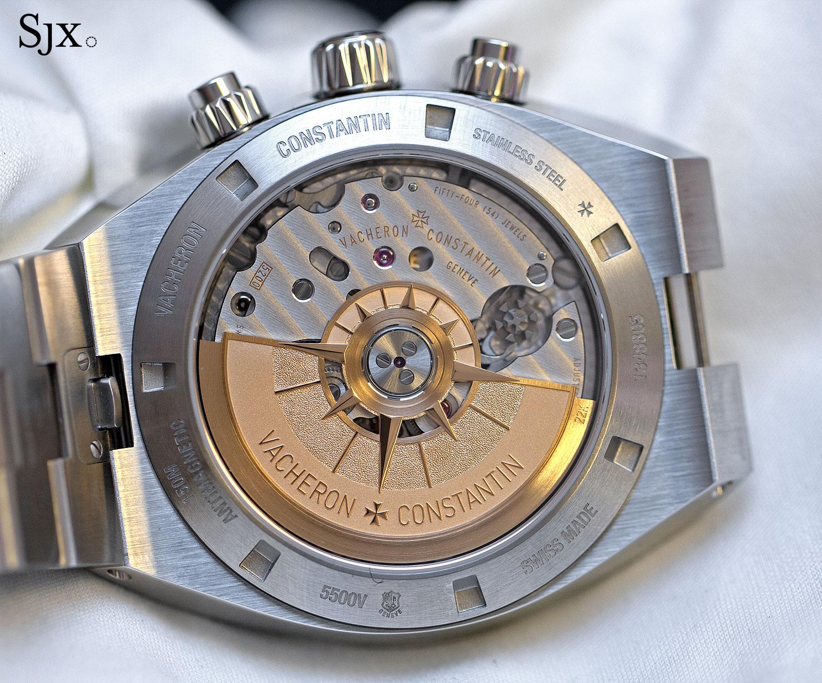 Vacheron Constantin Overseas Chronograph 5500V 6