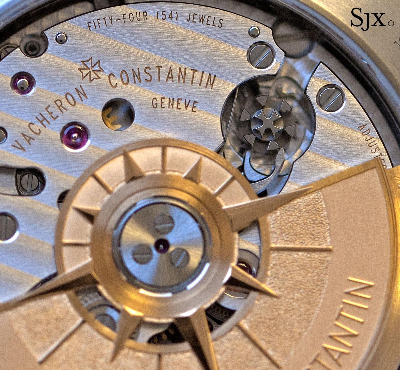 Vacheron Constantin Overseas Chronograph 5500V 7