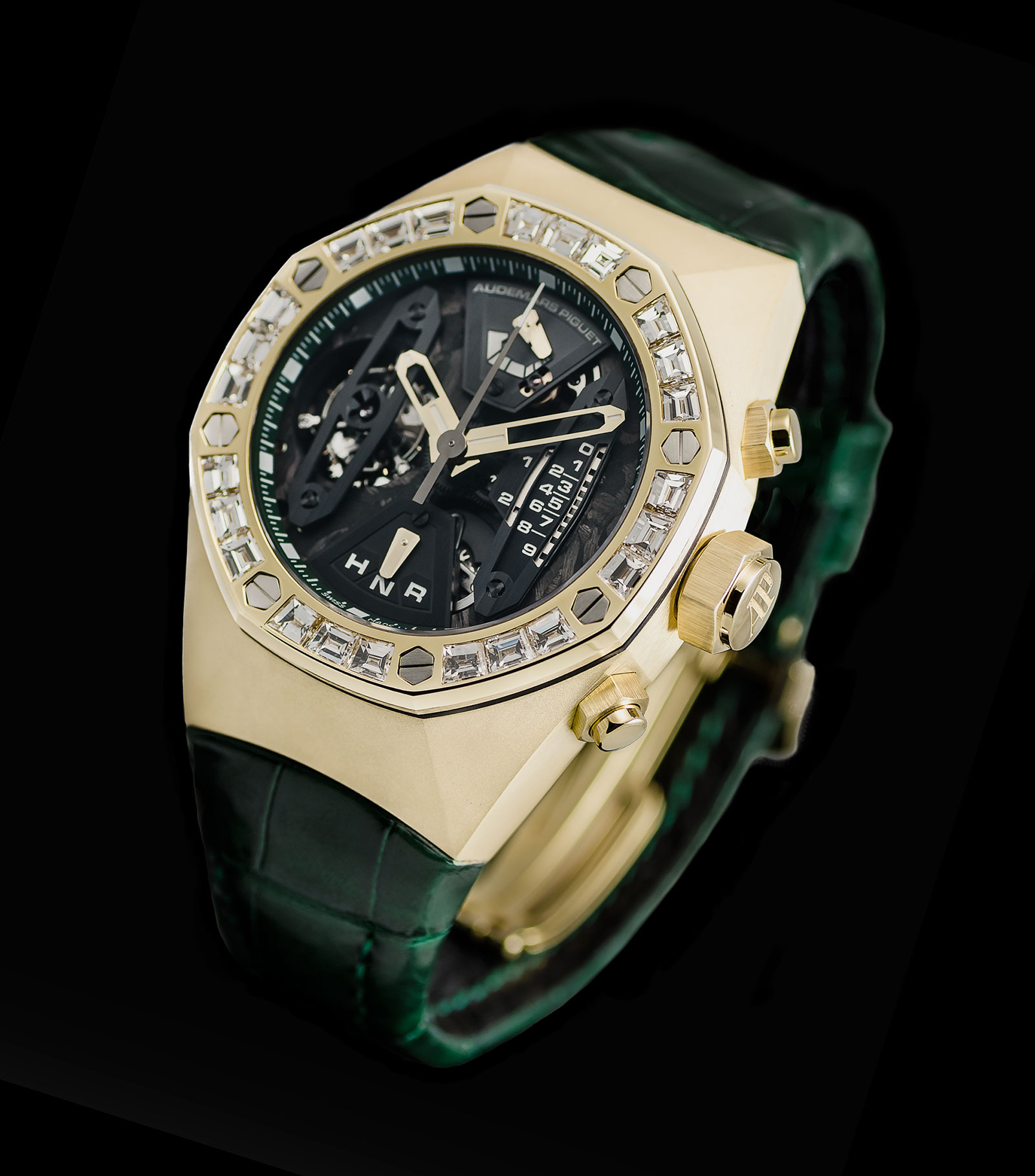 Audemars Piguet Royal Oak Concept Tourbillon Chronograph yellow gold THG 1