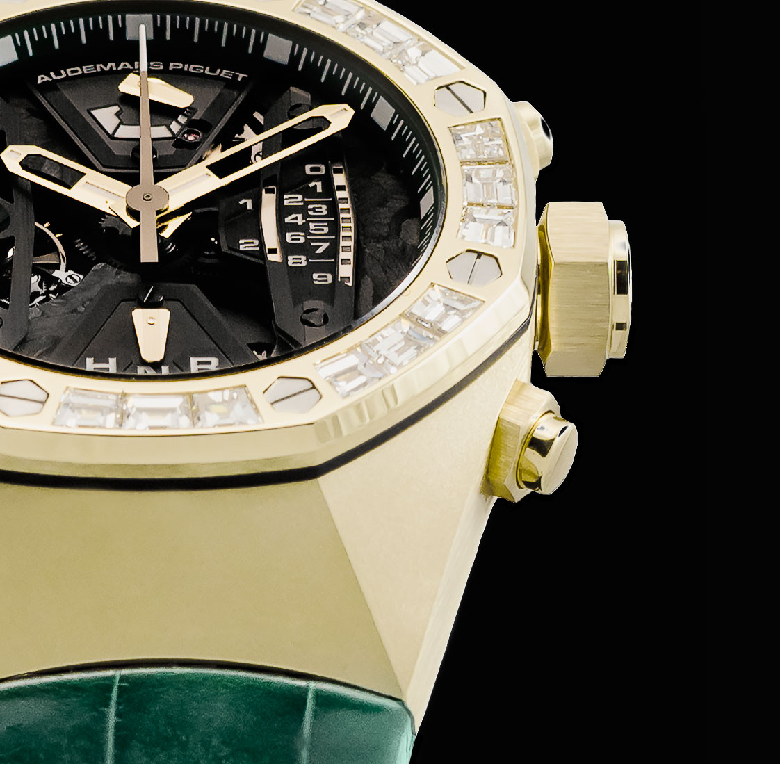Audemars Piguet Royal Oak Concept Tourbillon Chronograph yellow gold THG 2