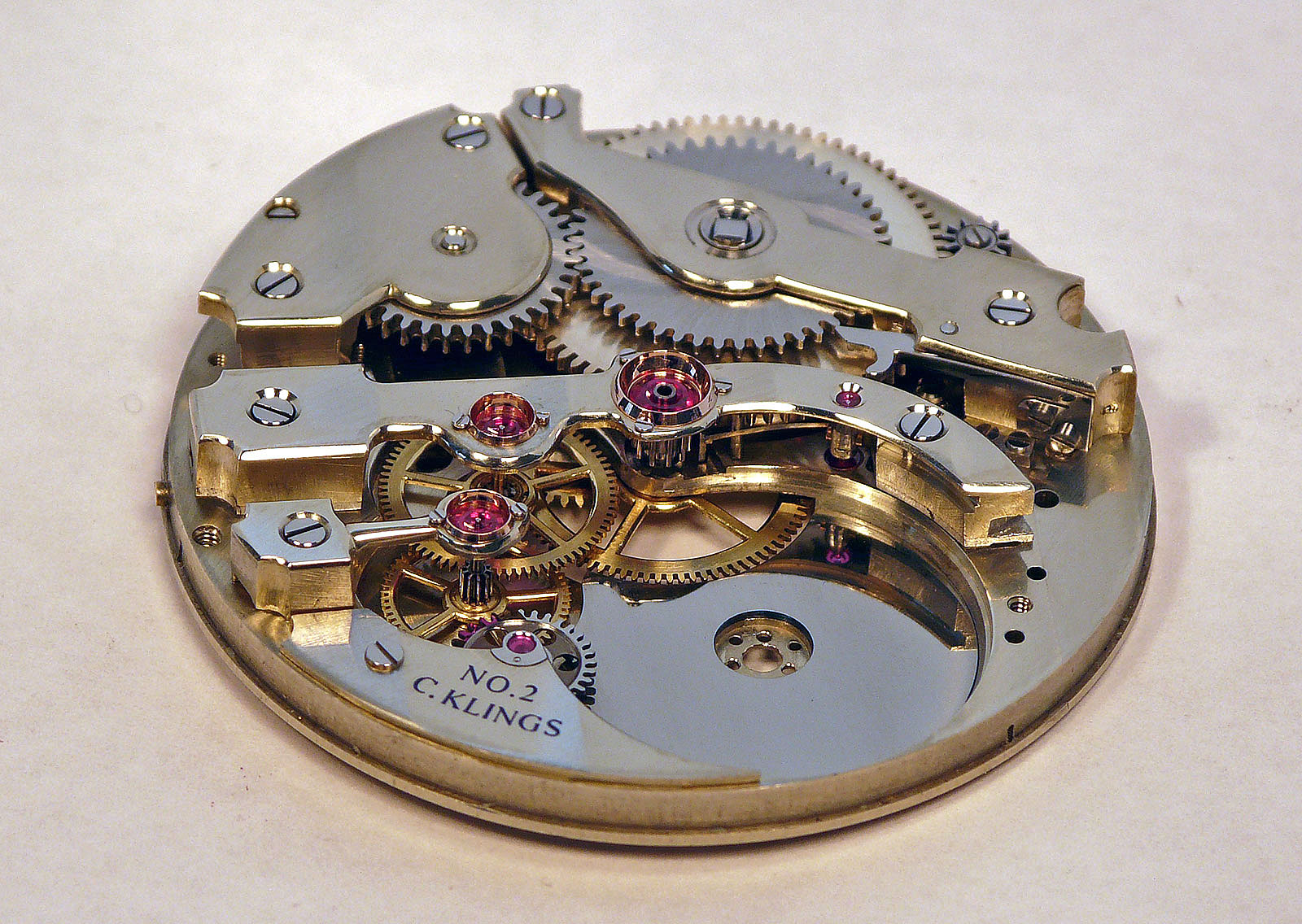Christian Klings Tourbillon Nr. 2 - 1