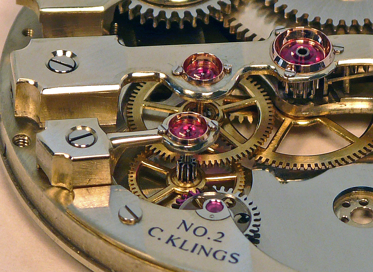 Christian Klings Tourbillon Nr. 2 - 2