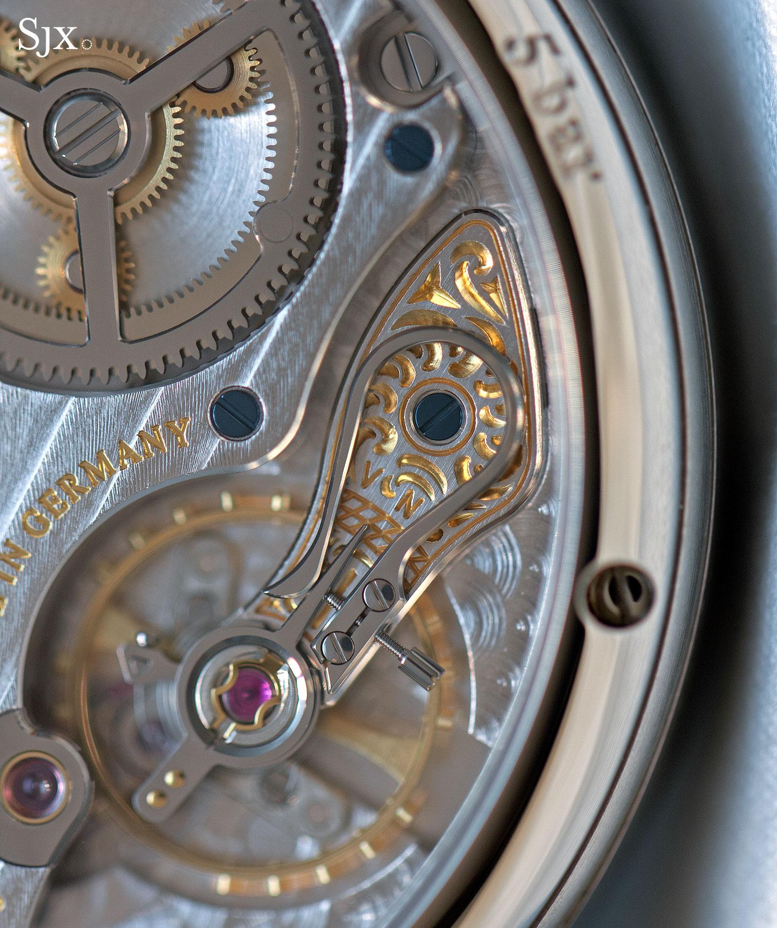 Glashütte Original Senator Chronometer Blue 7