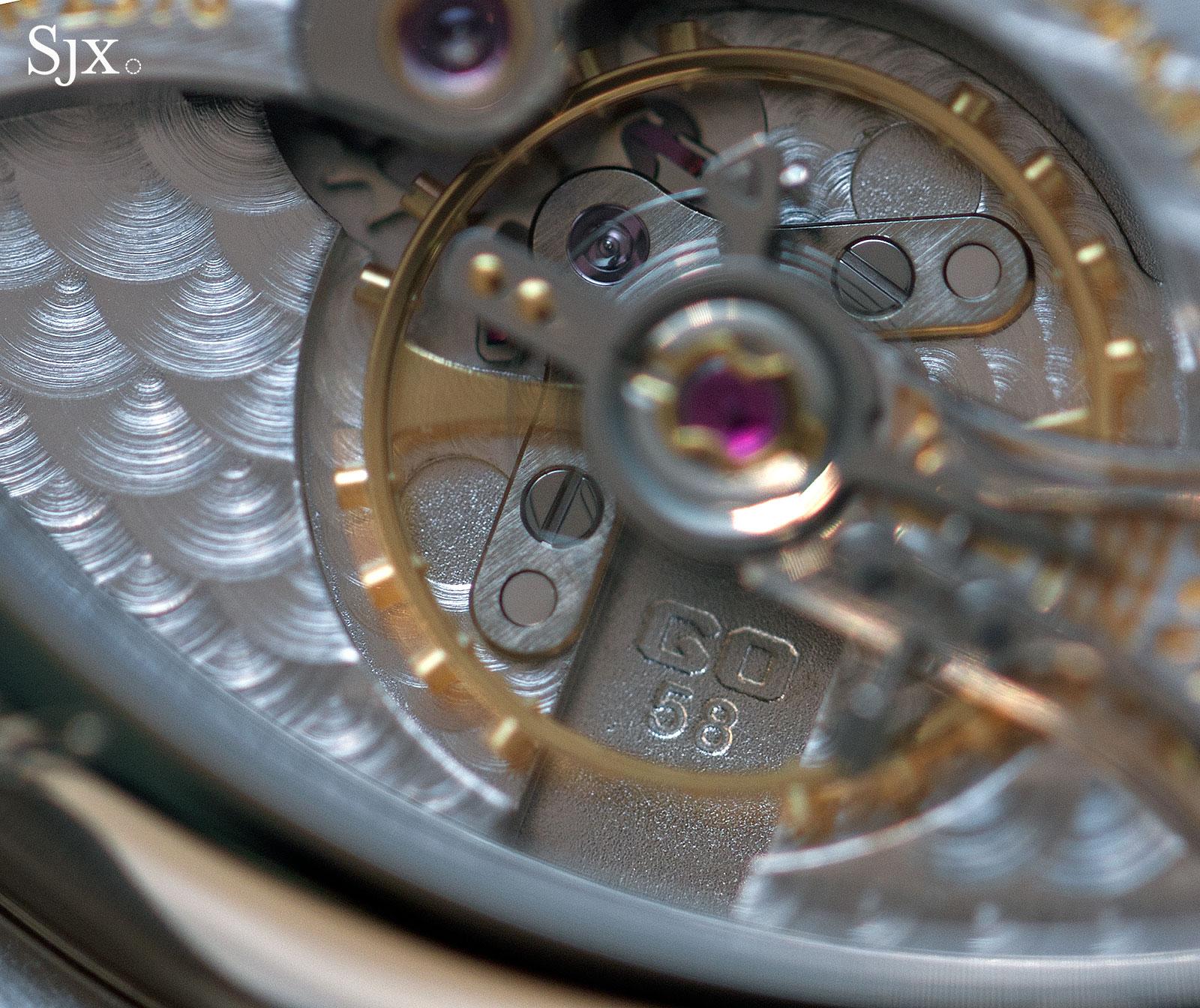 Glashütte Original Senator Chronometer Blue 8