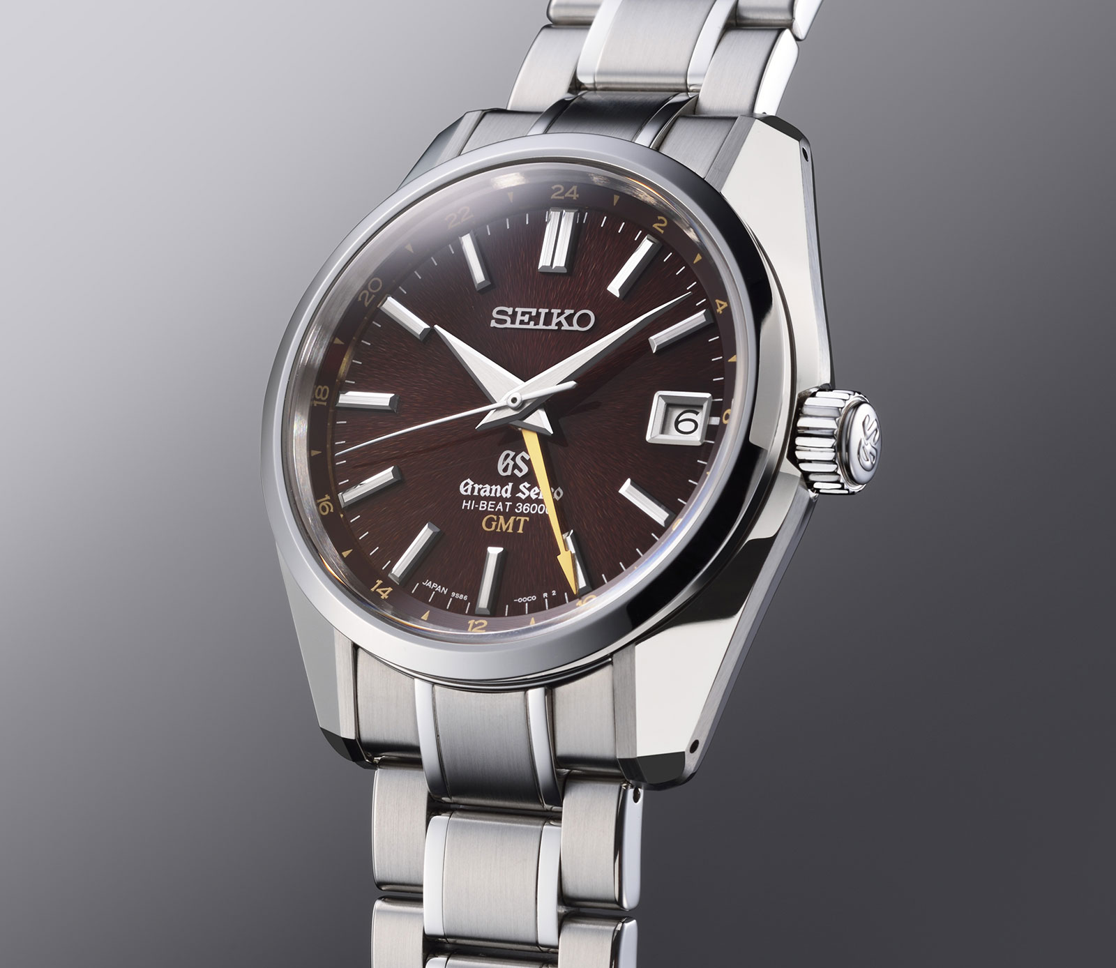 Grand Seiko Hi-Beat GMT SBGJ021