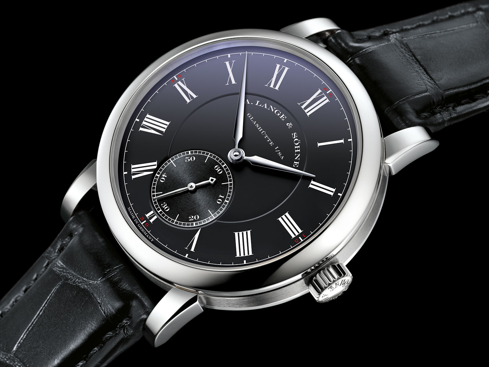Lange Richard Lange Pour le Mérite white gold black 2