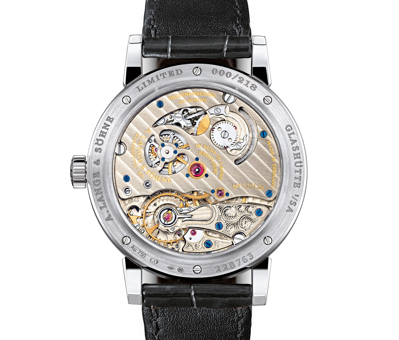Lange Richard Lange Pour le Mérite white gold black 3