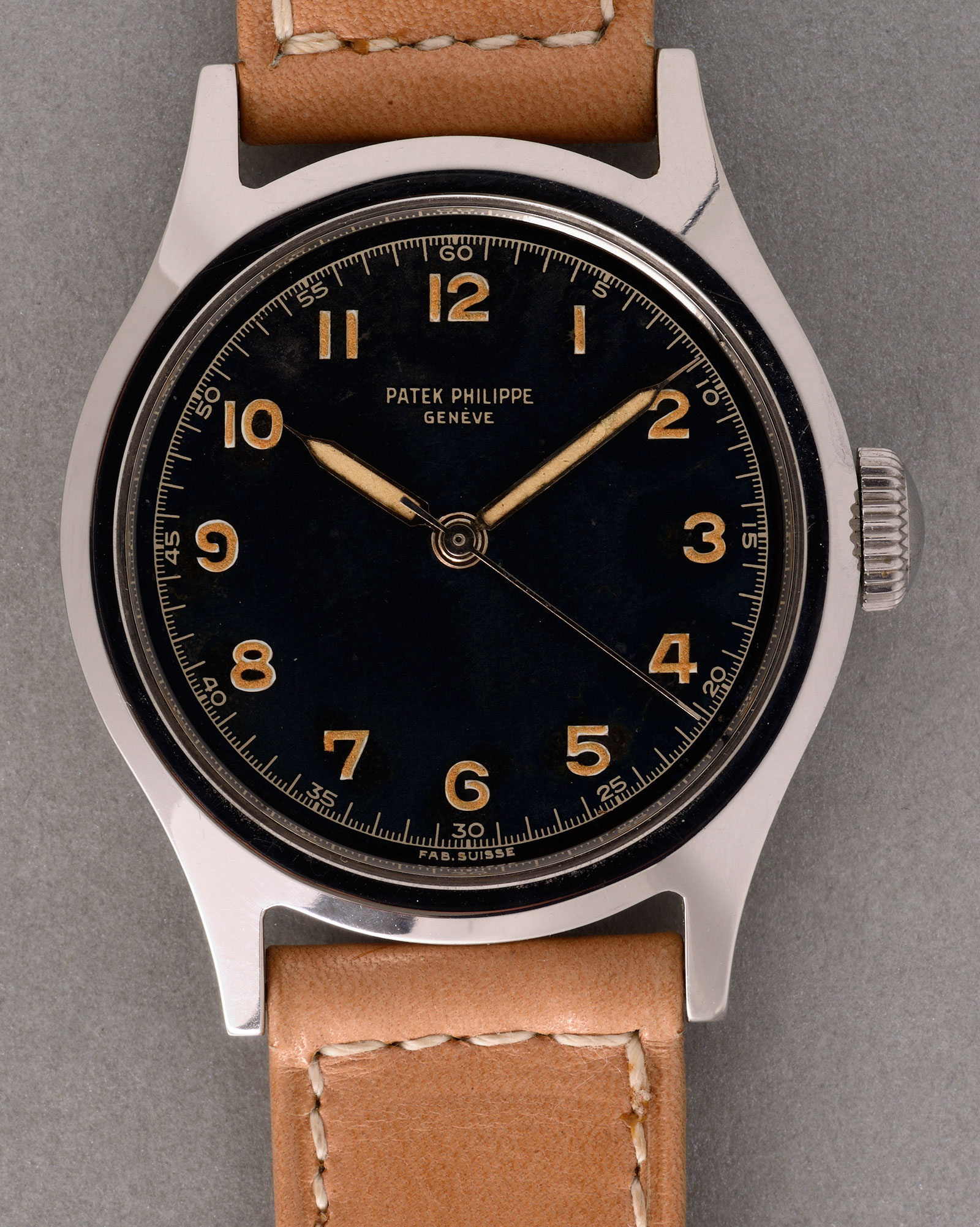 Phillips GWA4 Patek 565 Night Watchman dial