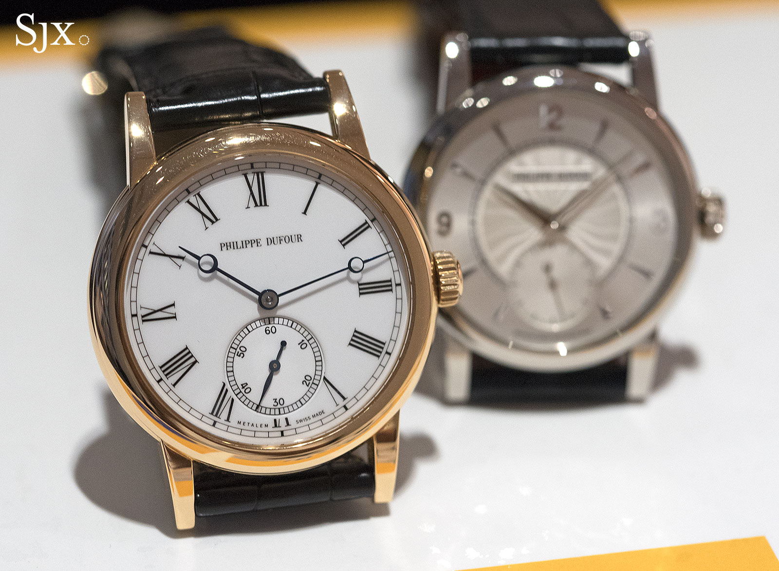 Breaking News: Phillips to Offer Two Philippe Dufour Simplicities in Hong Kong Sale | SJX Watches