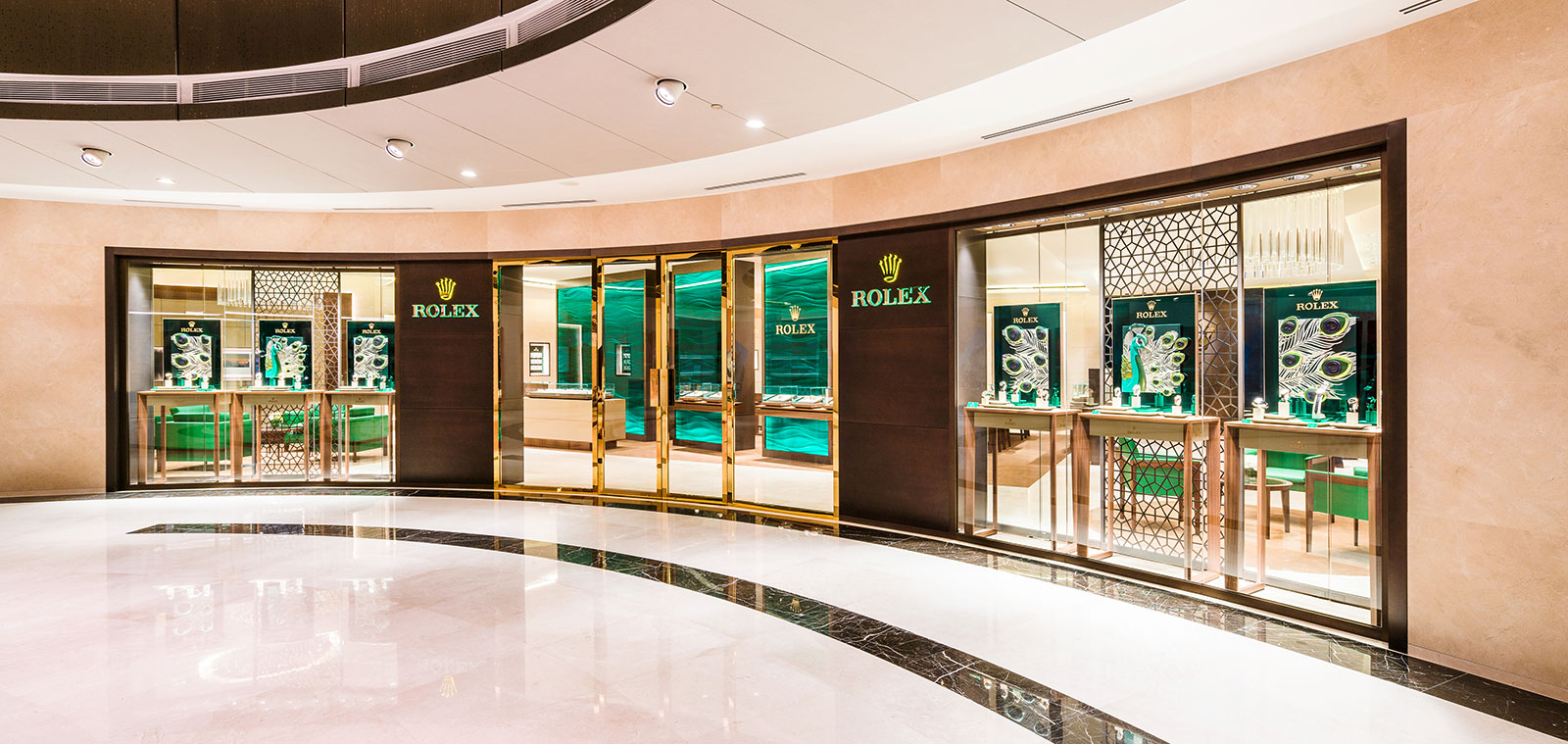 Rolex Singapore Boutique Marina Square 1
