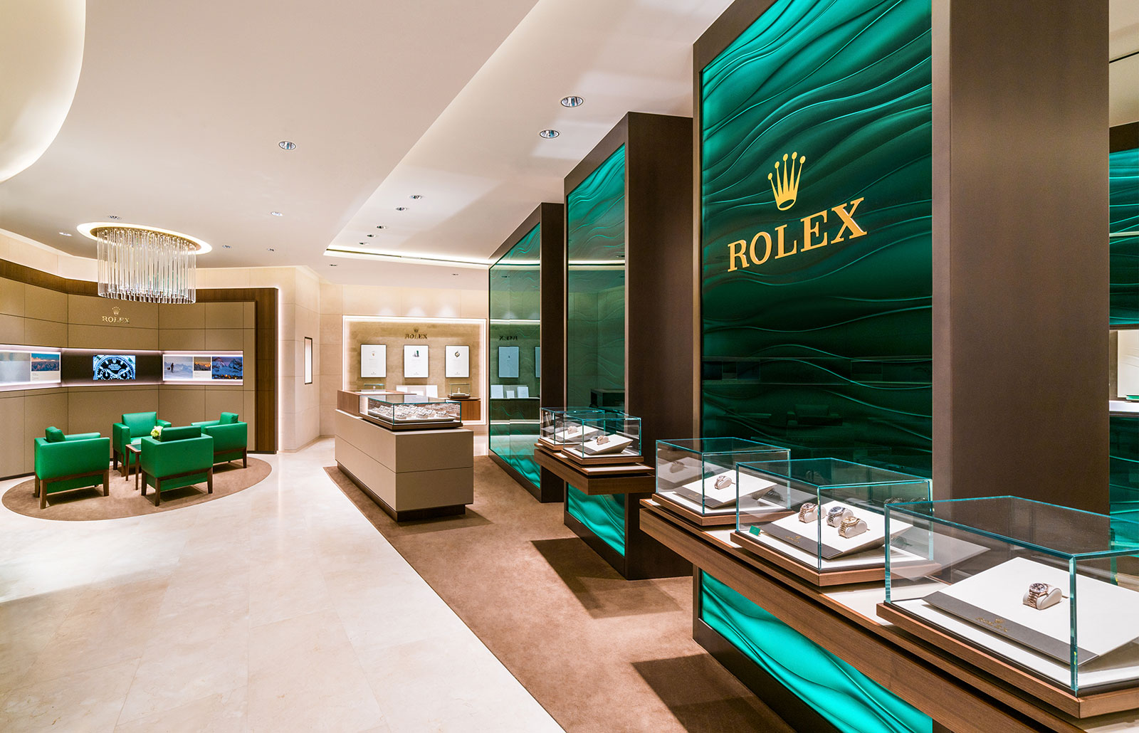 Rolex Singapore Boutique Marina Square 2