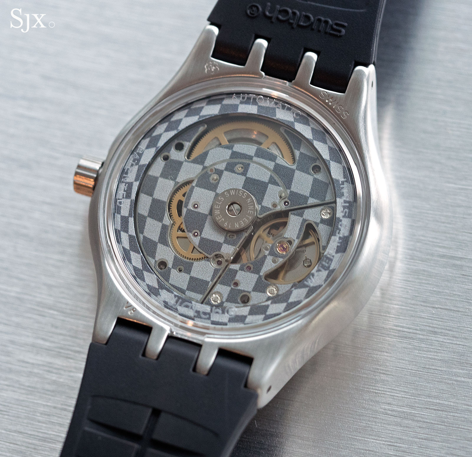 Swatch Sistem51 Irony 1