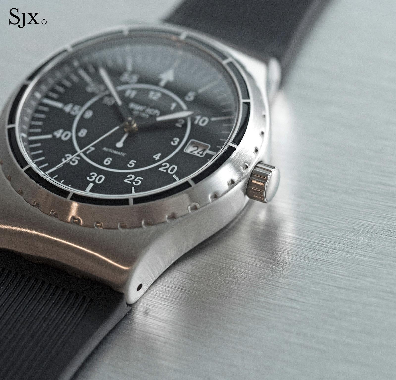 Swatch Sistem51 Irony Arrow YIS403 - 3