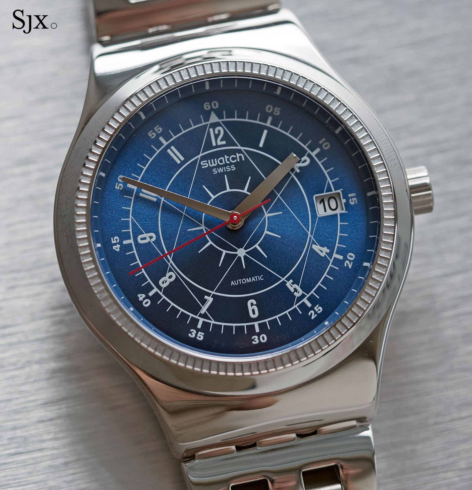 Swatch Sistem51 Irony Boreal YIS401G