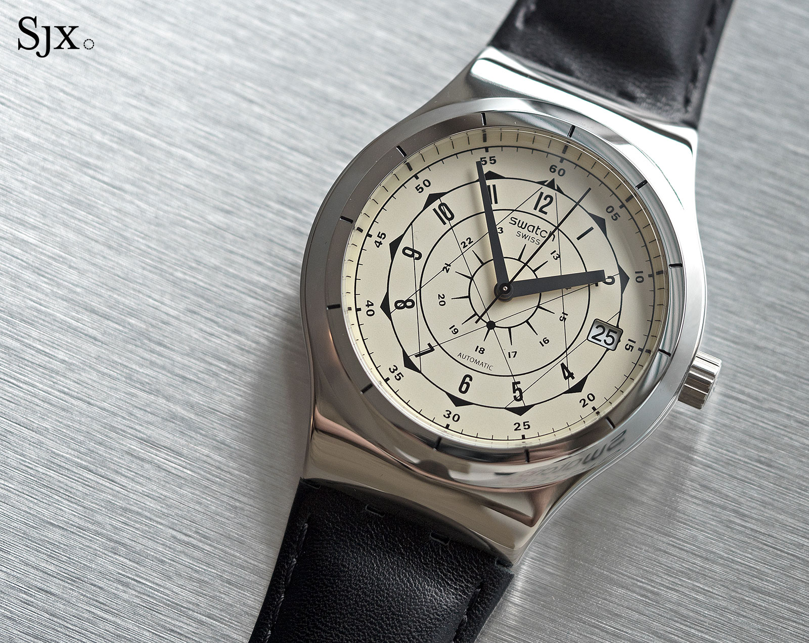 Swatch Sistem51 Irony Soul YIS402
