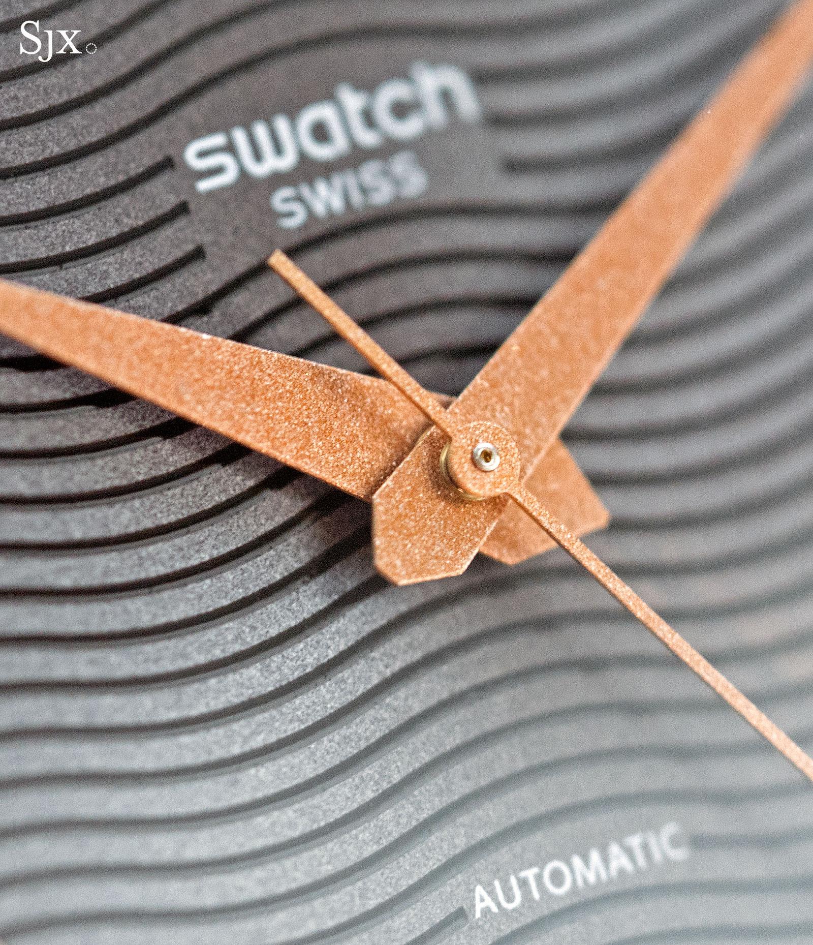 Swatch Sistem51 Irony Tux YIS405G - 2