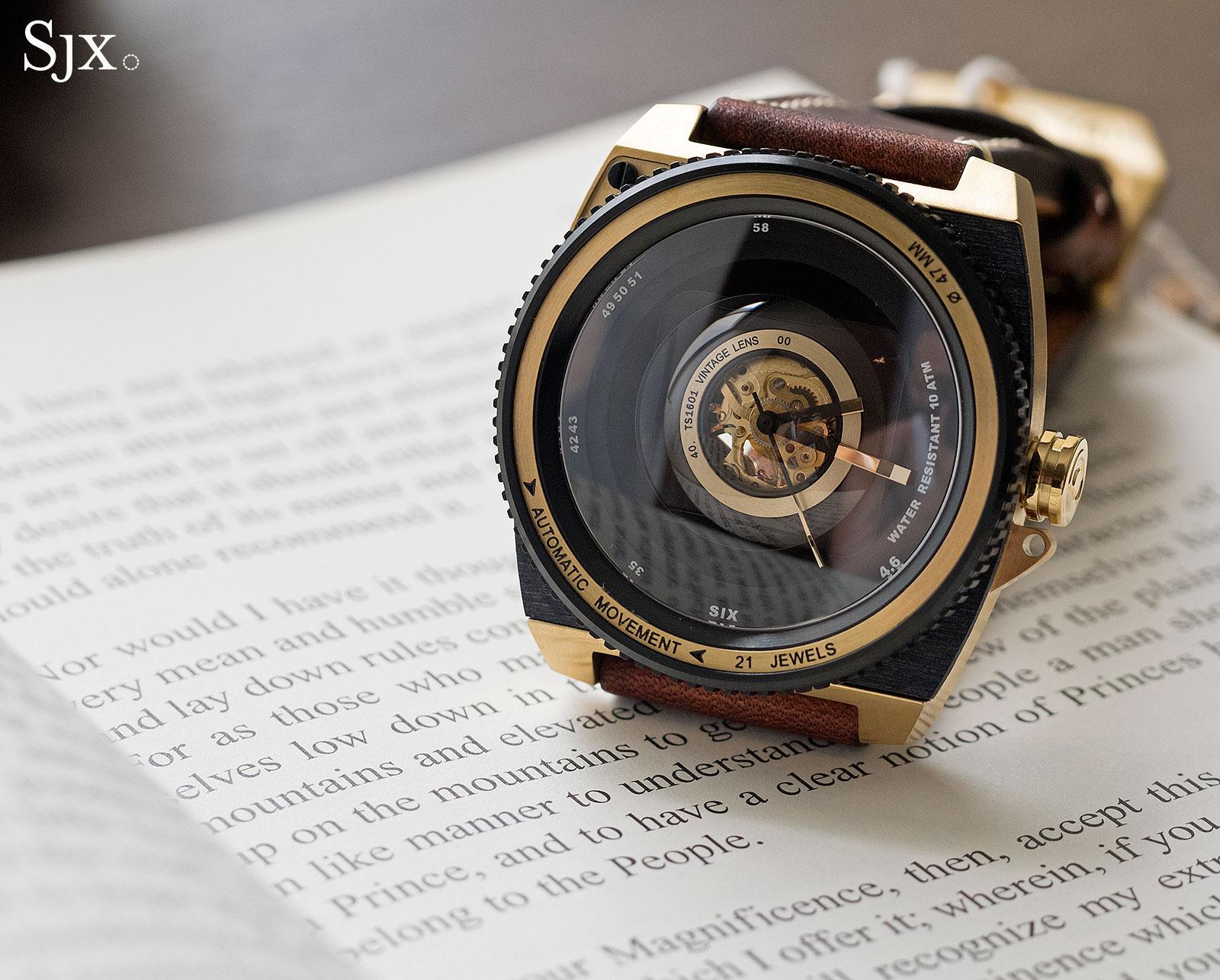 TACS Vintage Lens Automatic watch 1