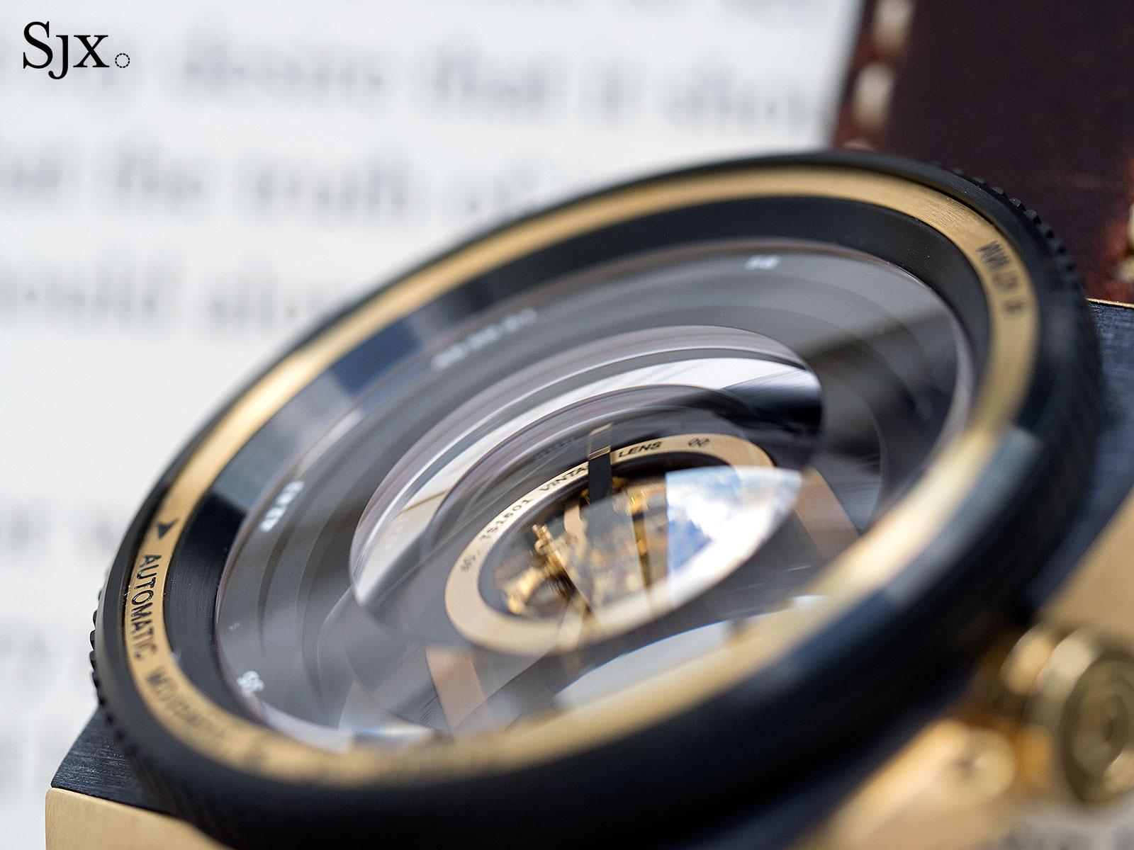 TACS Vintage Lens Automatic watch 11
