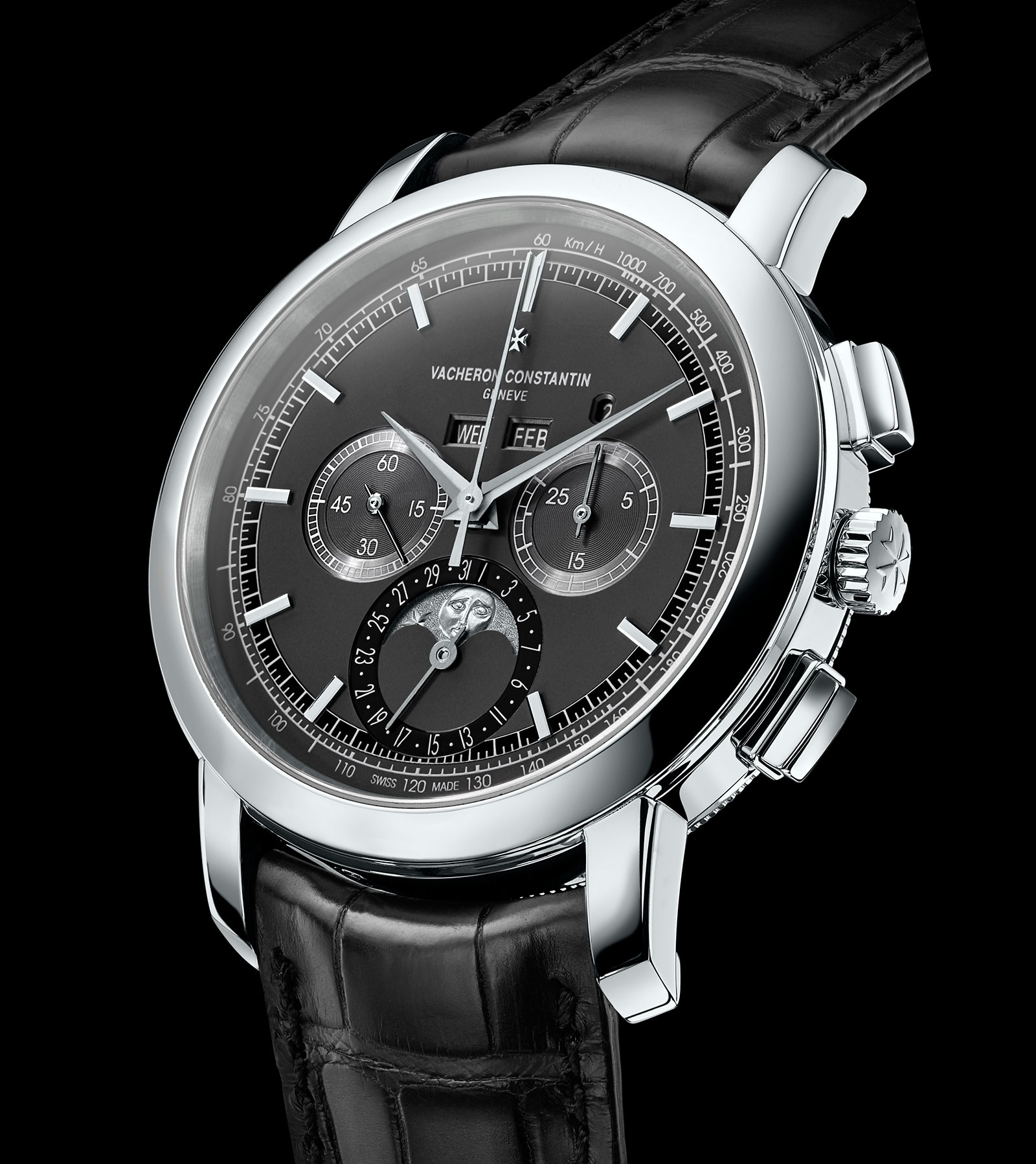 Introducing the new improved vacheron constantin traditionnelle chronograph perpetual calendar for Vacheron constantin