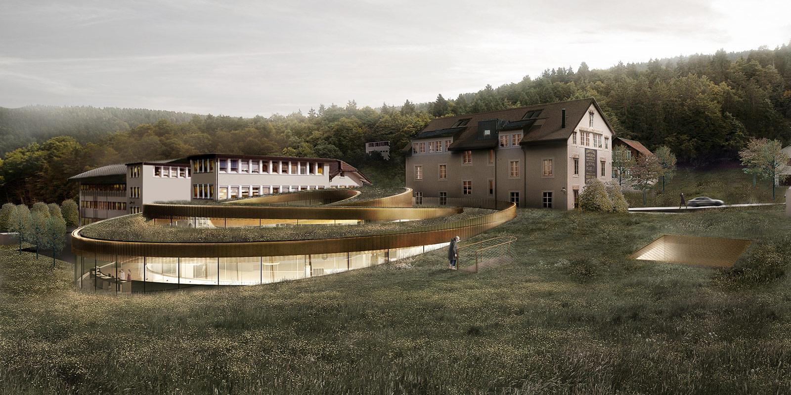 Audemars Piguet Museum Maison des Fondateurs 2