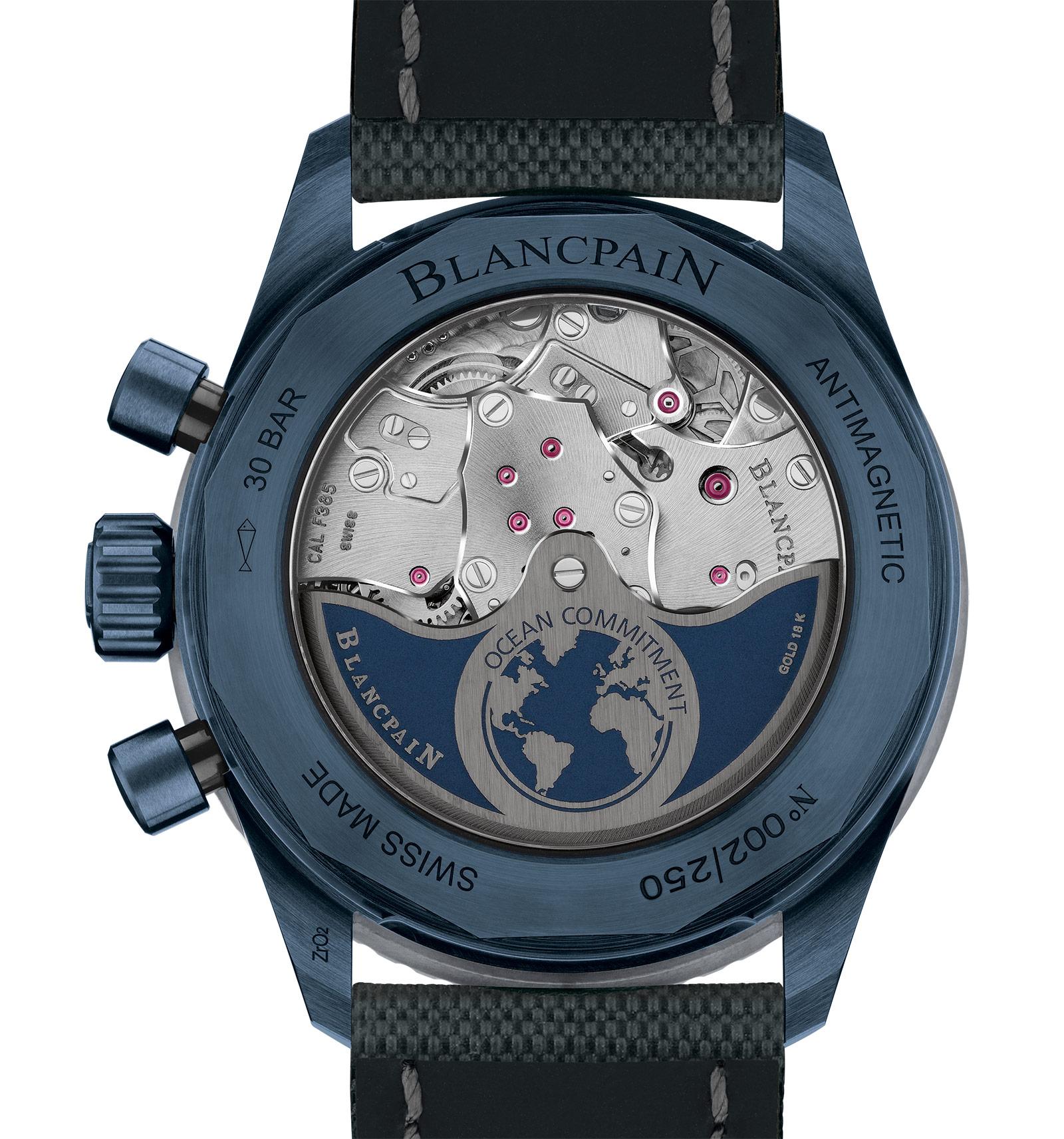 Blancpain Bathyscaphe Flyback Chronograph BOC II 1