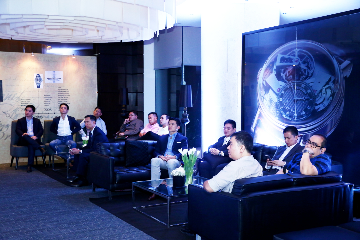 Breguet showcase Manila October 2016 - 7