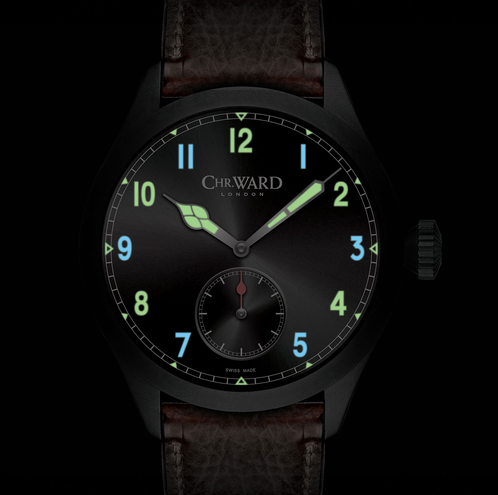 Christopher Ward C8 P7350 Chronometer 2