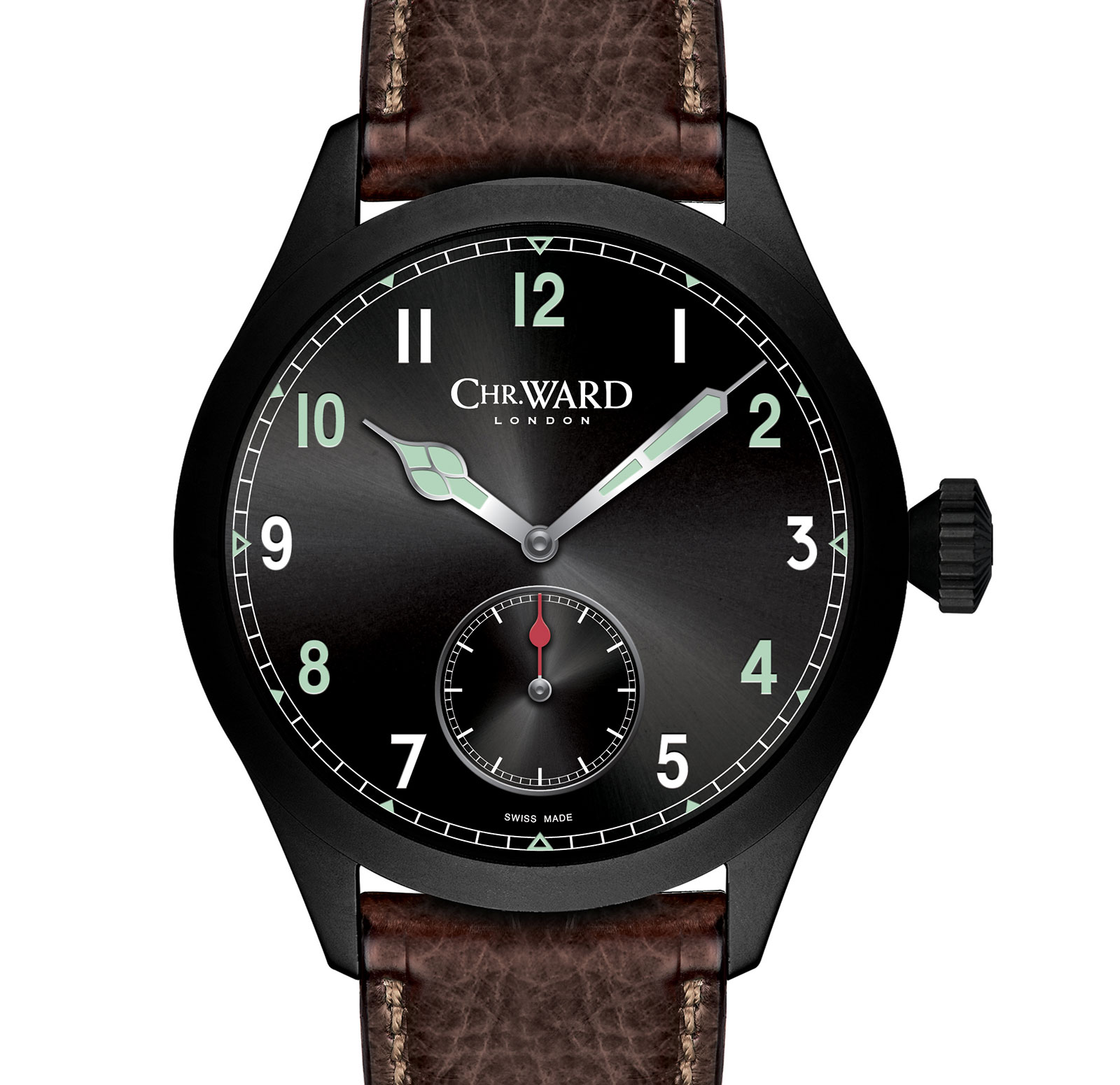 Christopher Ward C8 P7350 Chronometer 3