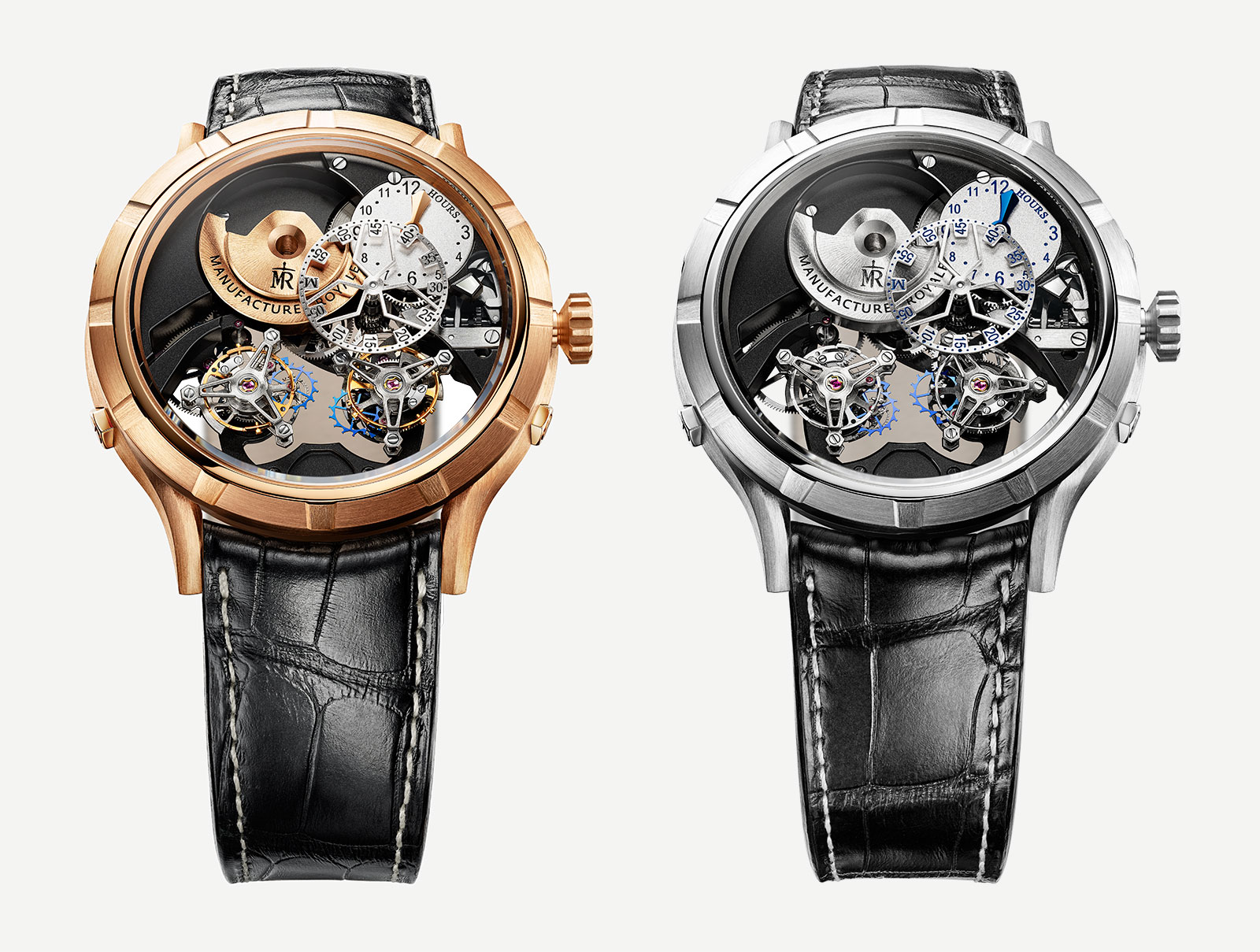 Manufacture Royale 1770 Micromegas Revolution 2a