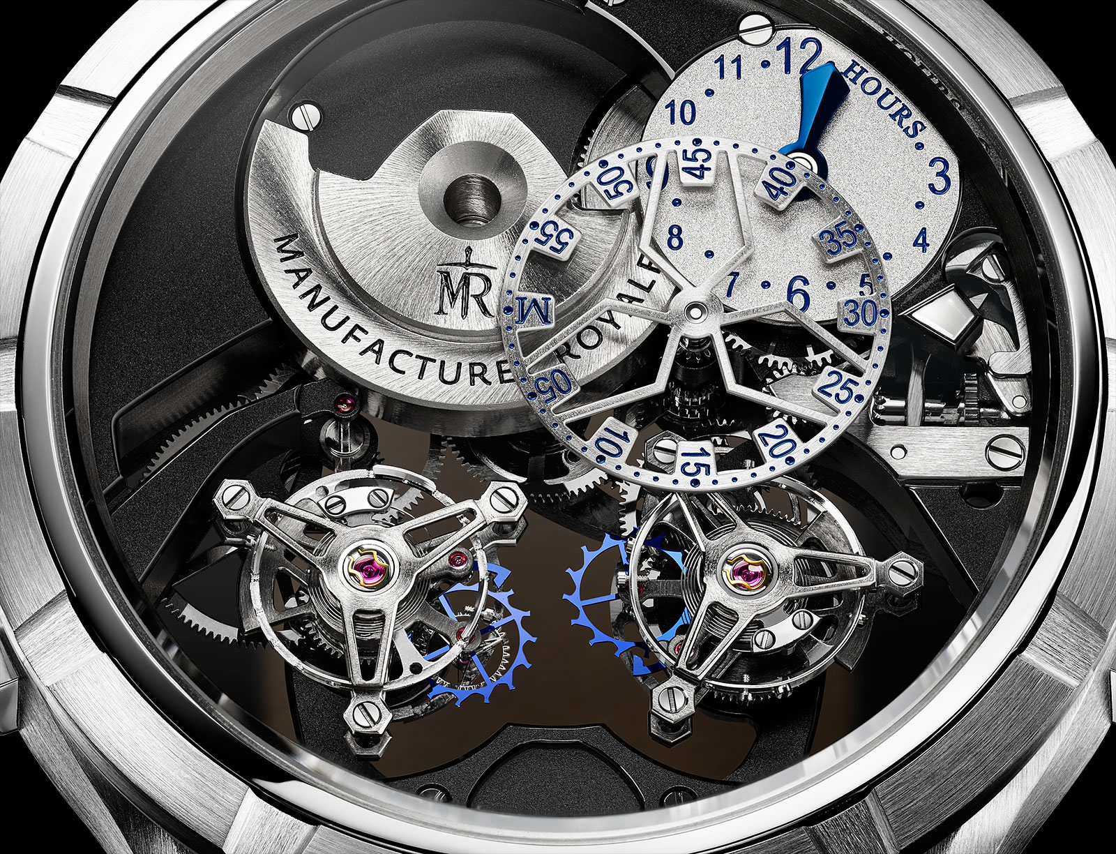 Manufacture Royale 1770 Micromegas Revolution 3