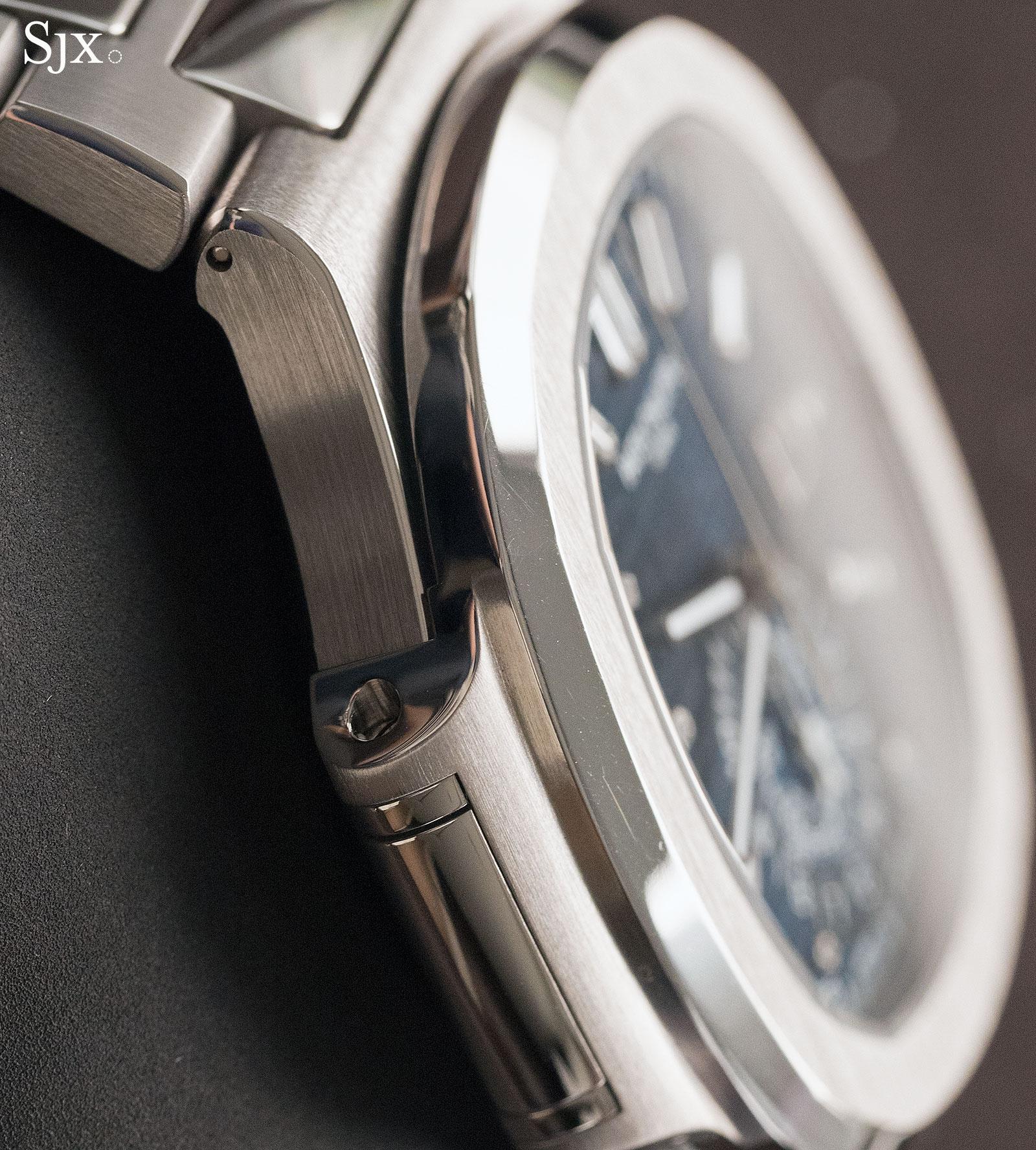 Patek Philippe Nautilus Chronograph Ref. 5976-1G 40th Anniversary 12