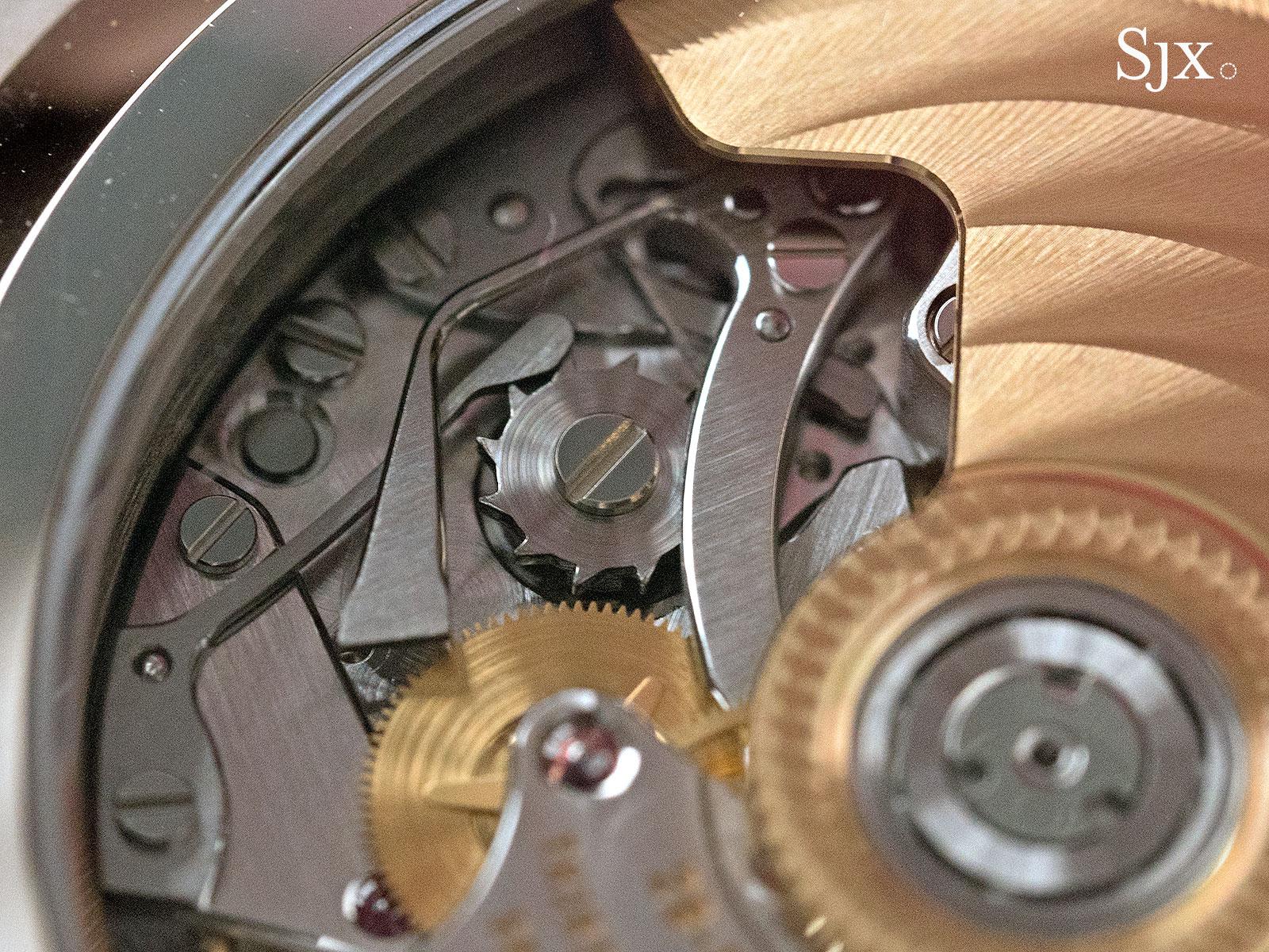 Patek Philippe Nautilus Chronograph Ref. 5976-1G 40th Anniversary 17