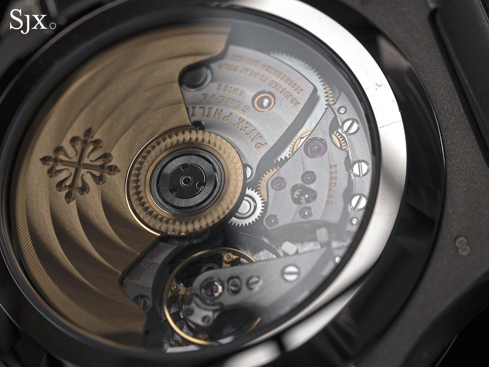 Patek Philippe Nautilus Chronograph Ref. 5976-1G 40th Anniversary 18