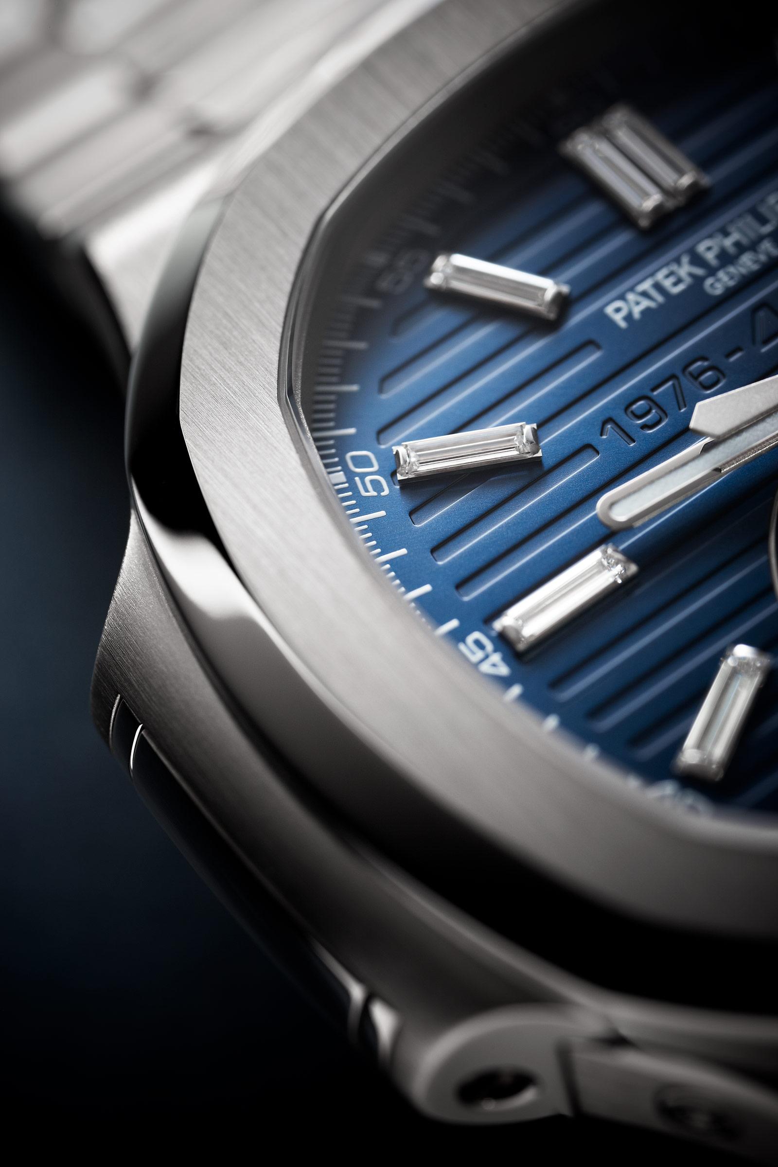 Patek Philippe Nautilus Chronograph Ref. 5976-1G 40th Anniversary 3