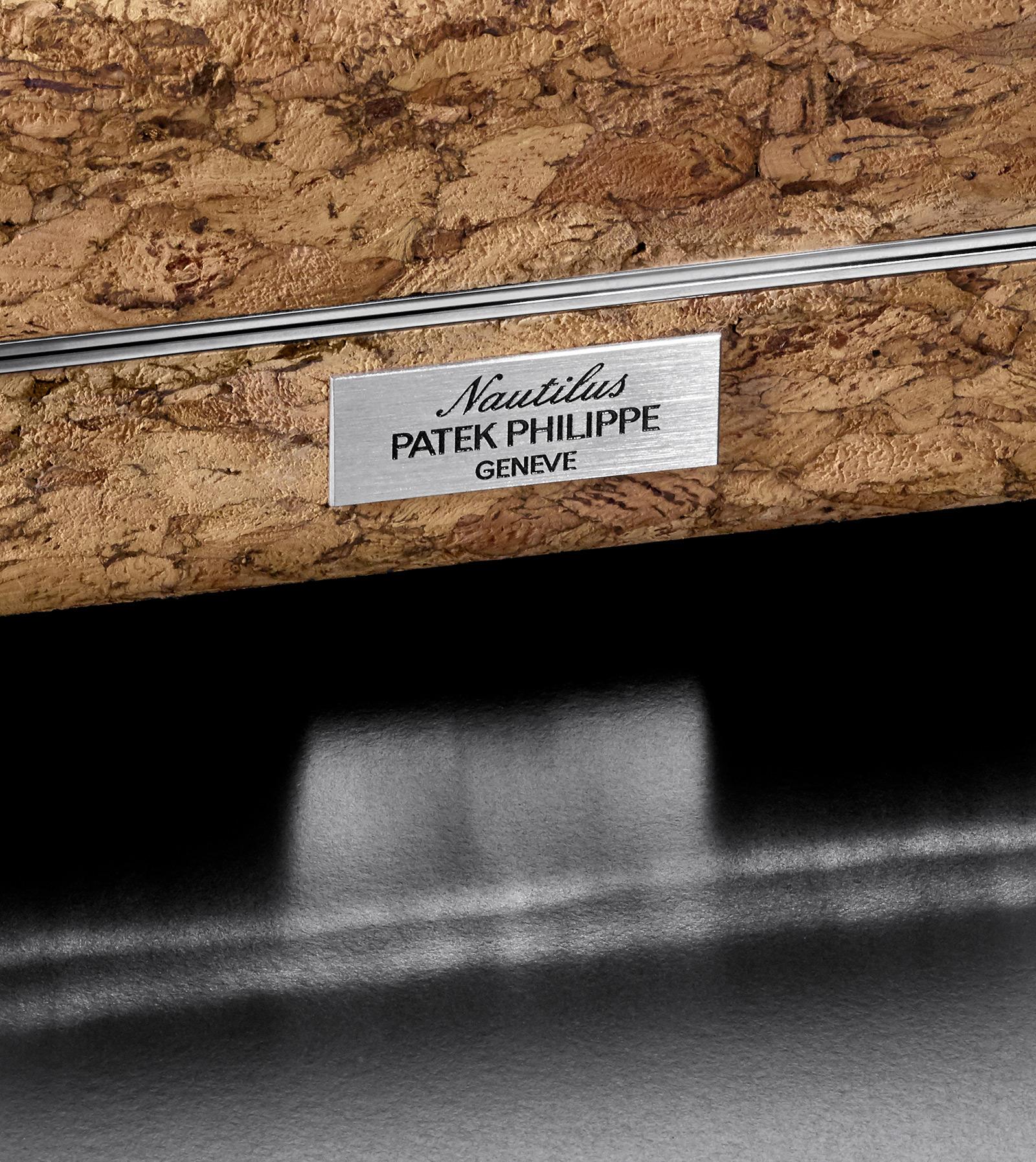Patek Philippe Nautilus Ref. 5711-1P 40th Anniversary platinum 2