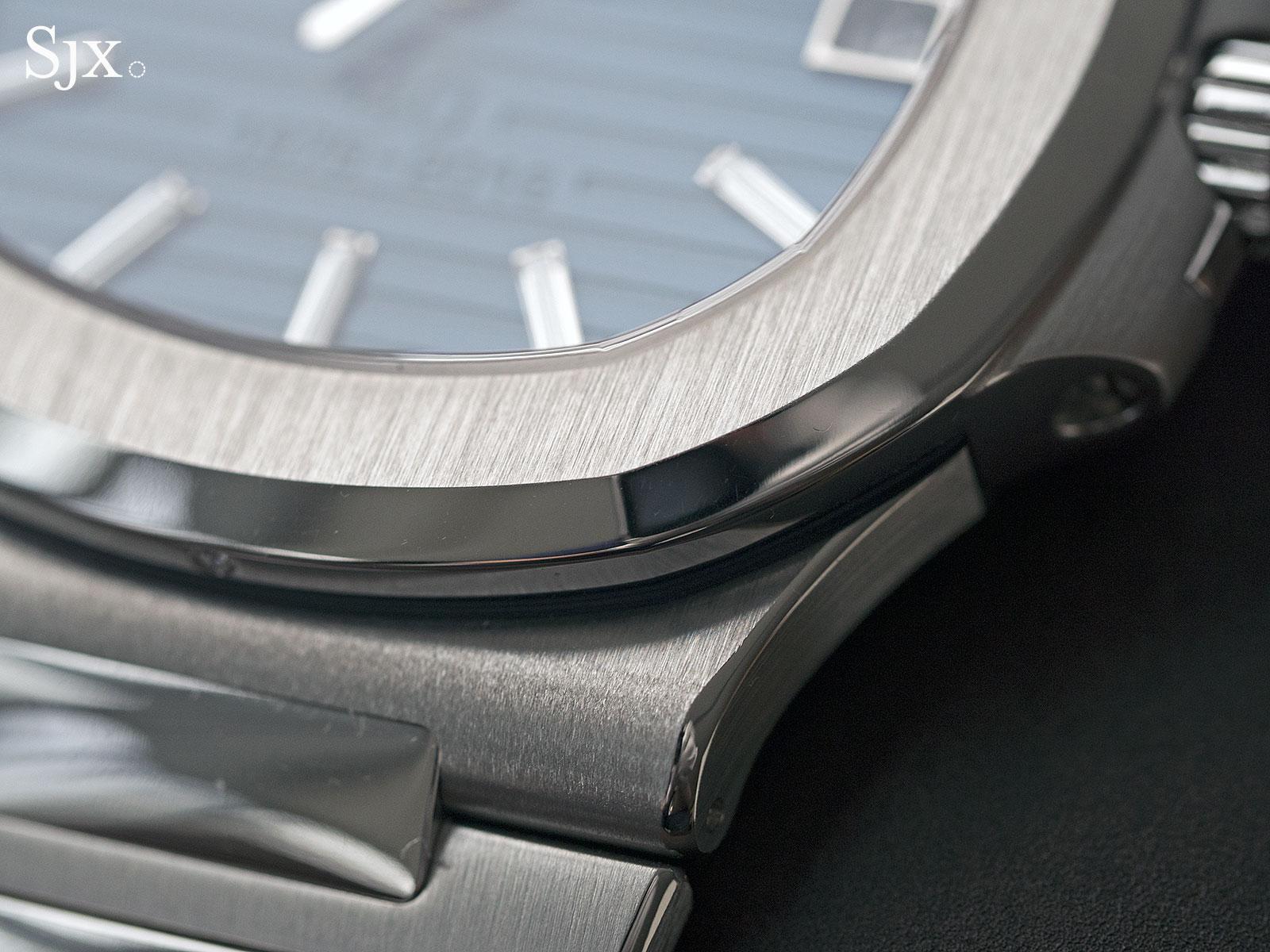 Patek Philippe Nautilus Ref. 5711-1P 40th Anniversary platinum 7