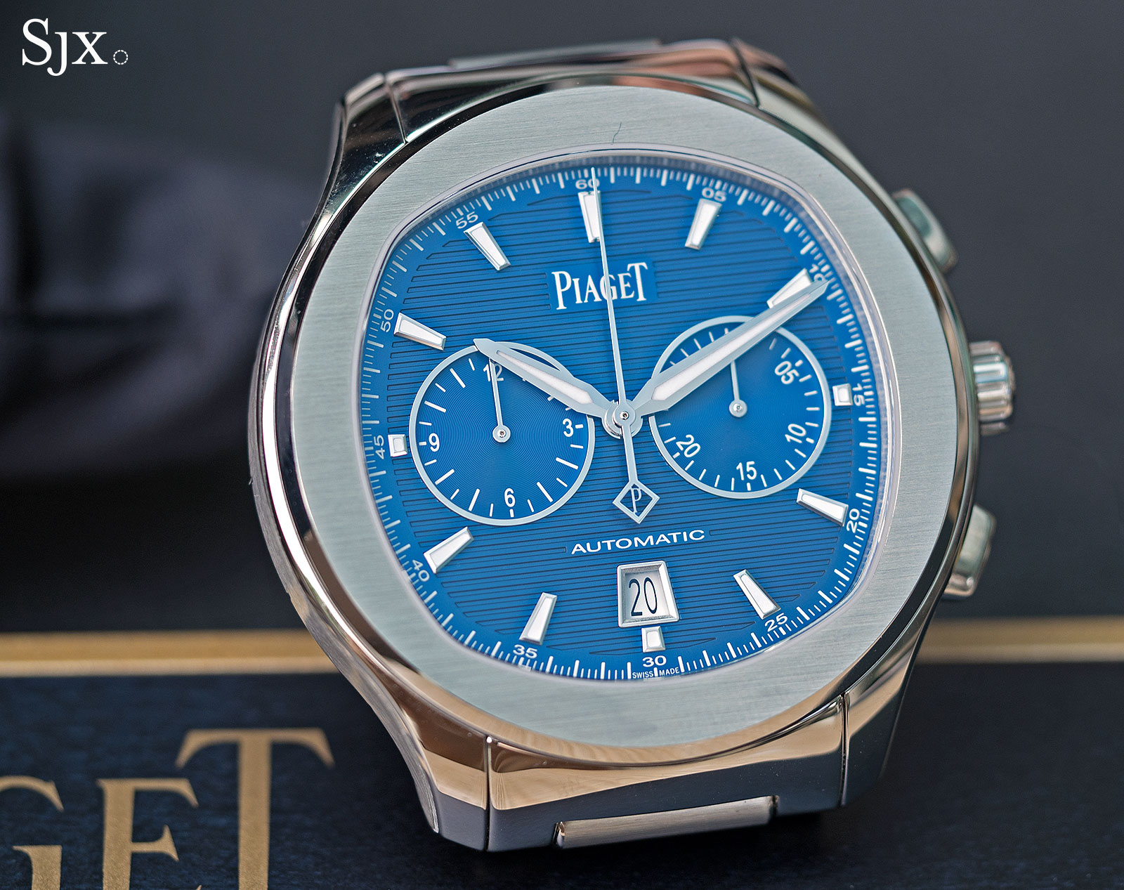 Piaget Polo S Chronograph 1