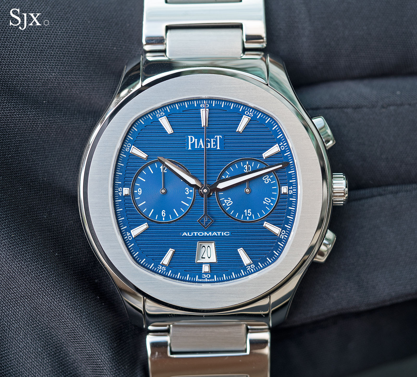 Piaget Polo S Chronograph 4