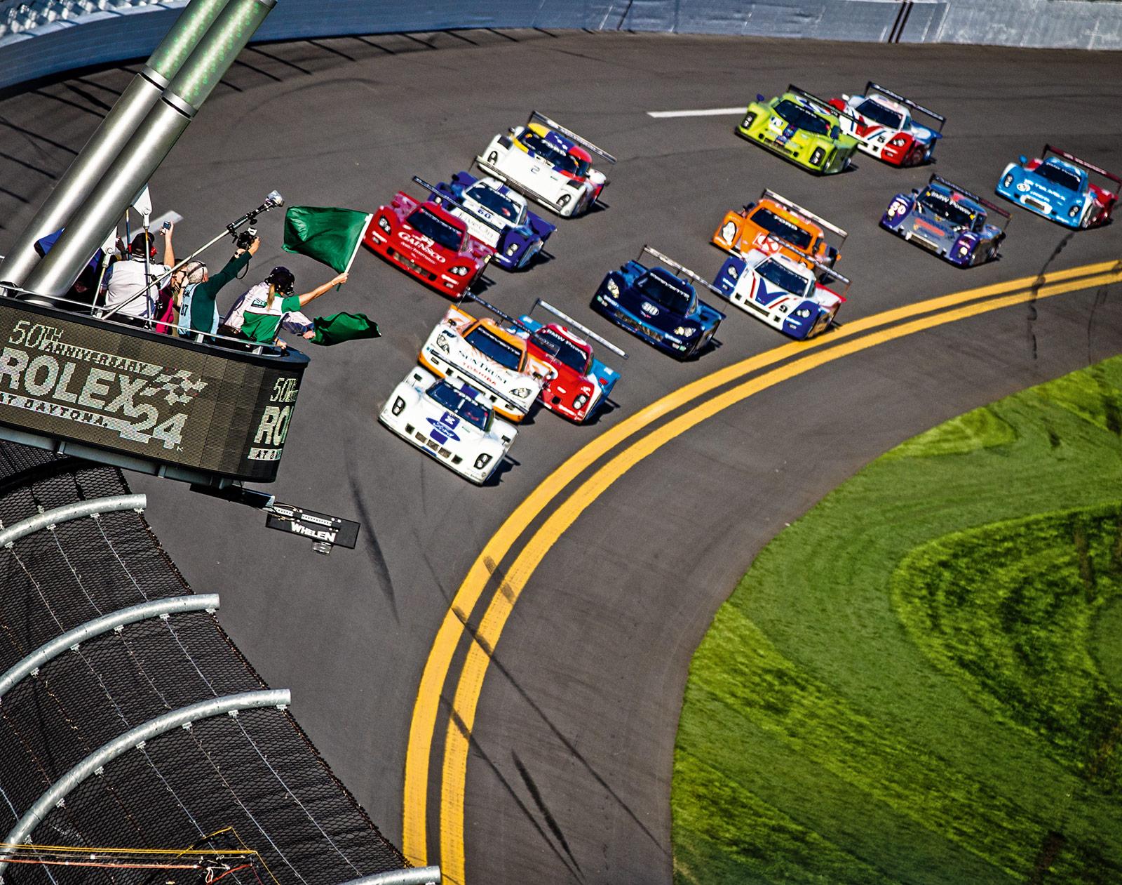 Rolex Daytona International Speedway 2012