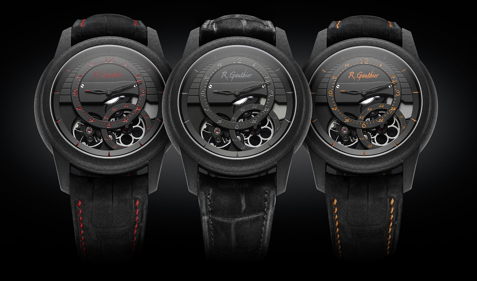 Romain Gauthier HMS Enraged 2