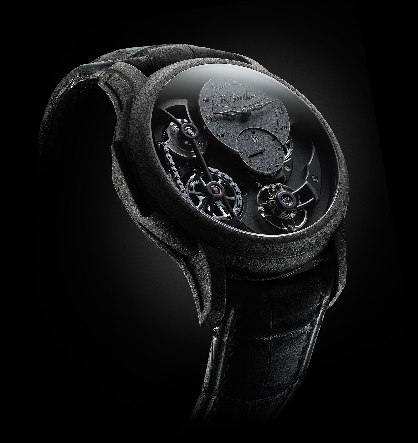 Romain Gauthier Logical One Enraged 1