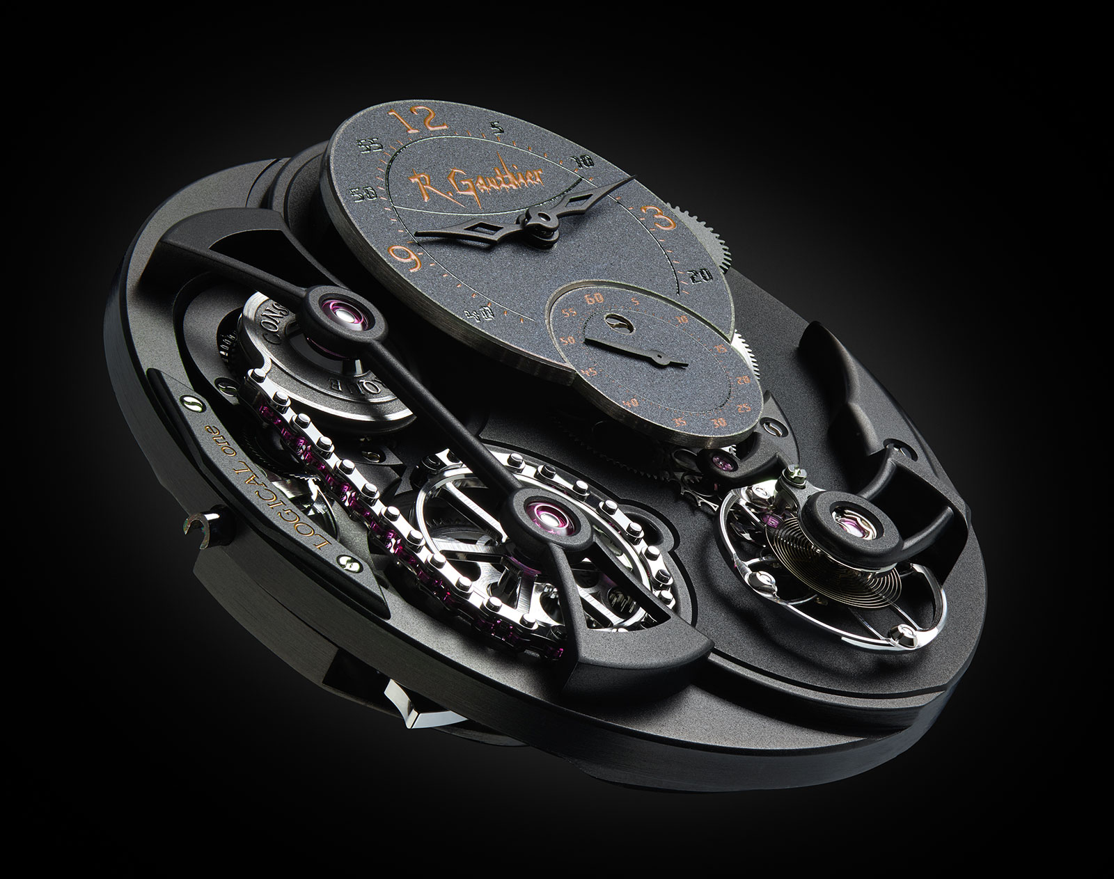 Romain Gauthier Logical One Enraged 3